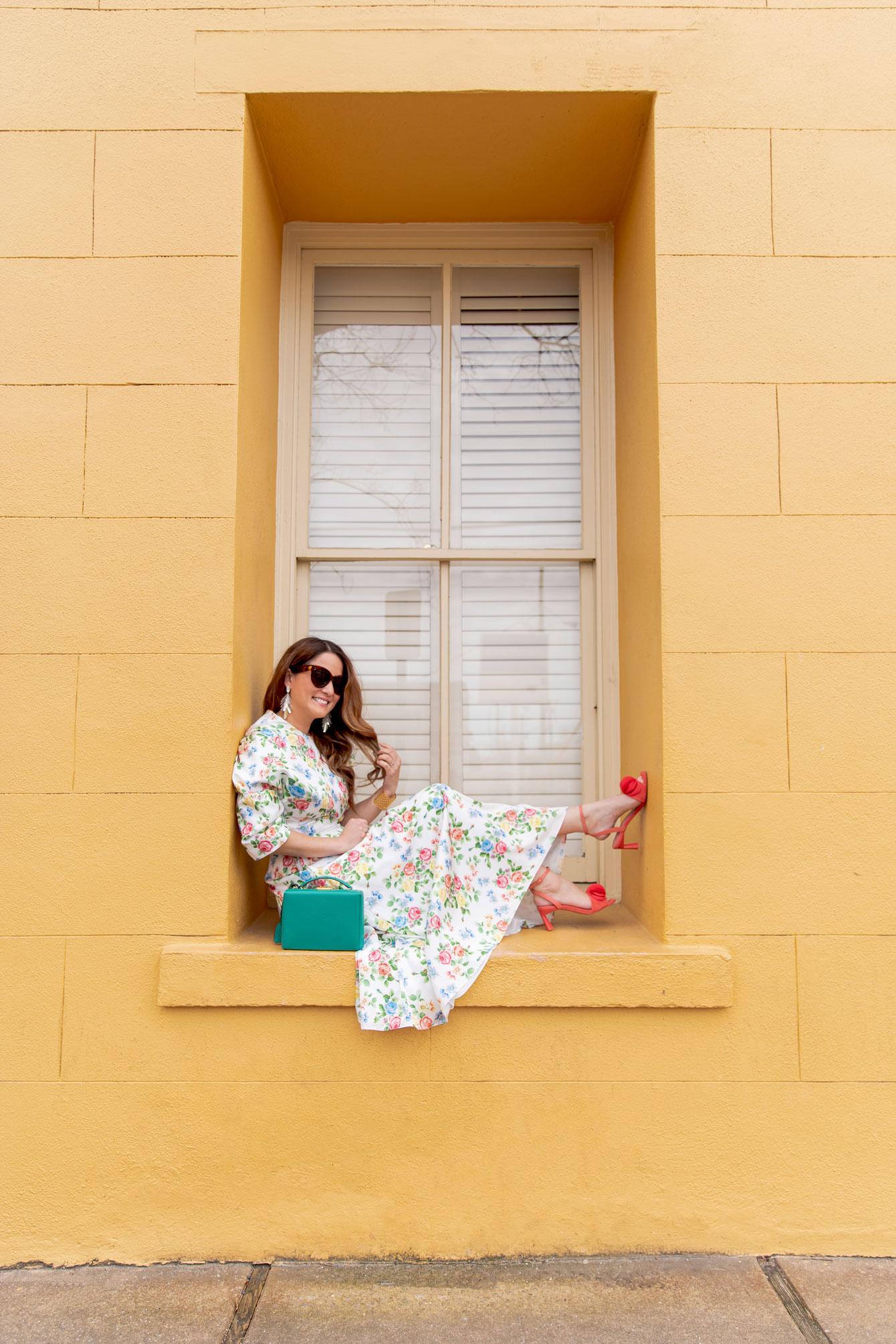 Jennifer Lake Charleston Window Sill