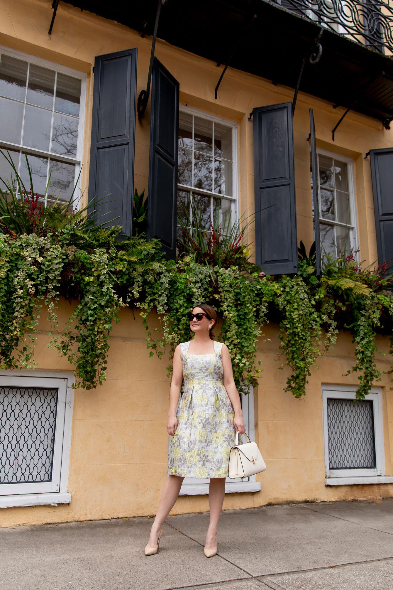 Jennifer Lake Charleston Yellow House