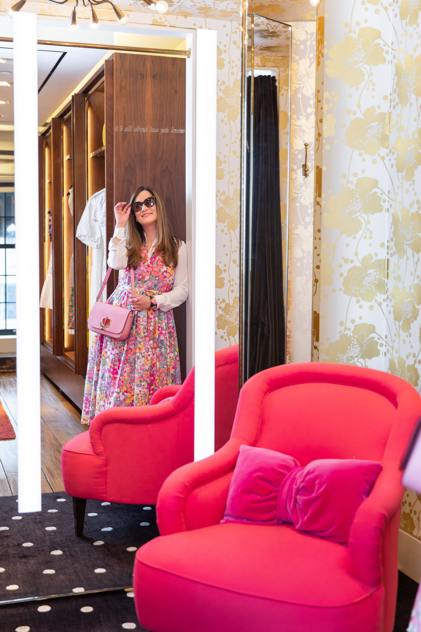 Kate Spade Madison Ave Dressing Room