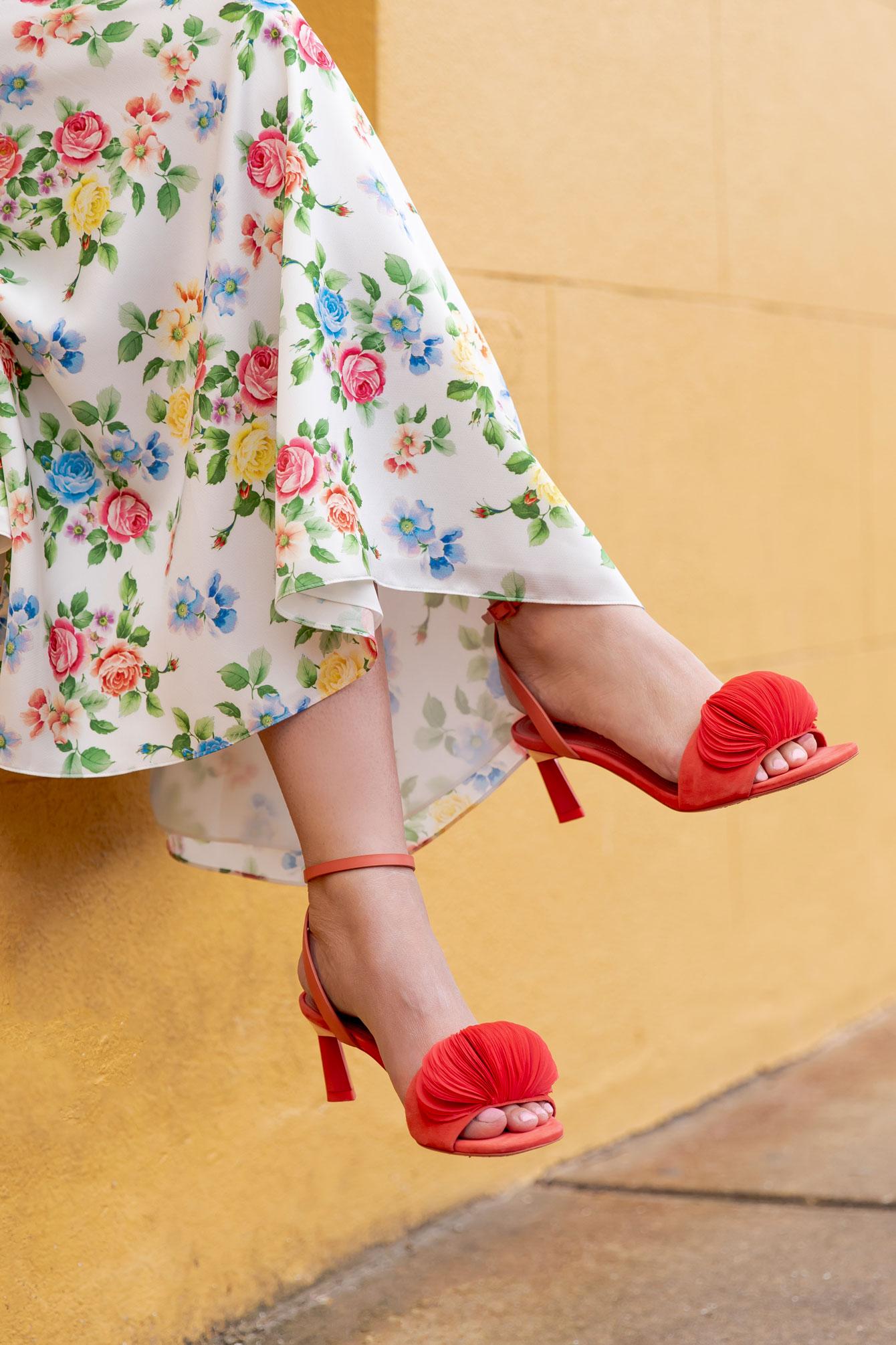 Mercedes Castillo Sandals