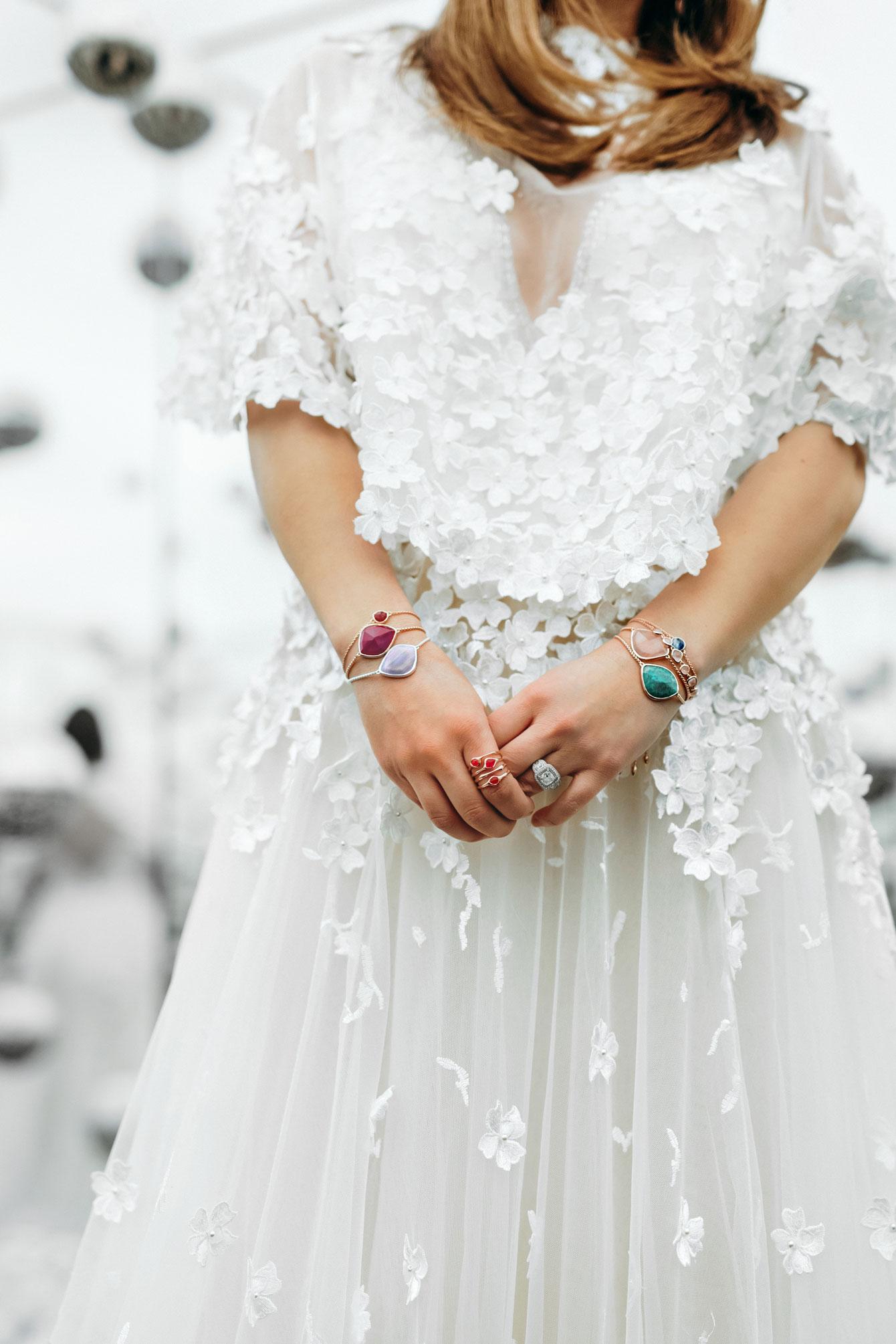 Monica Vinader Siren Cluster Ring