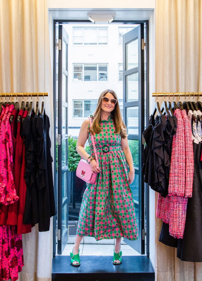 Kate Spade Unlock Your Heart NYC Event
