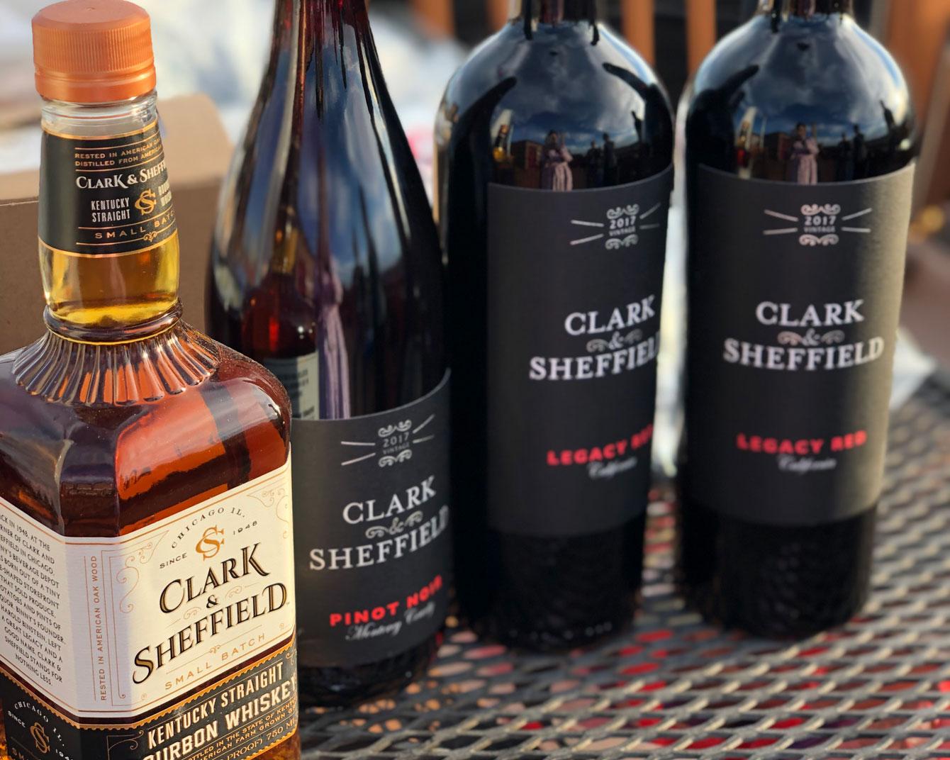 Clark Sheffield Wine