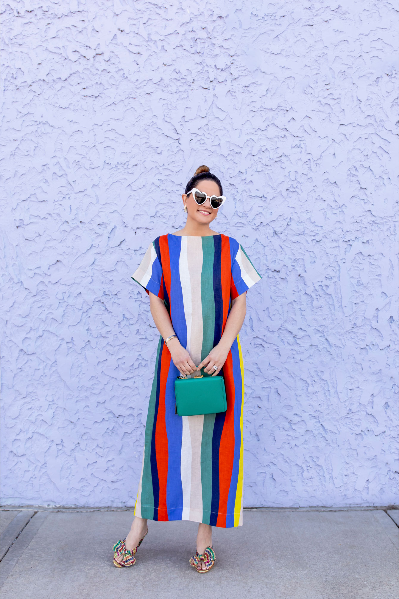 WHIT Colorful Dress