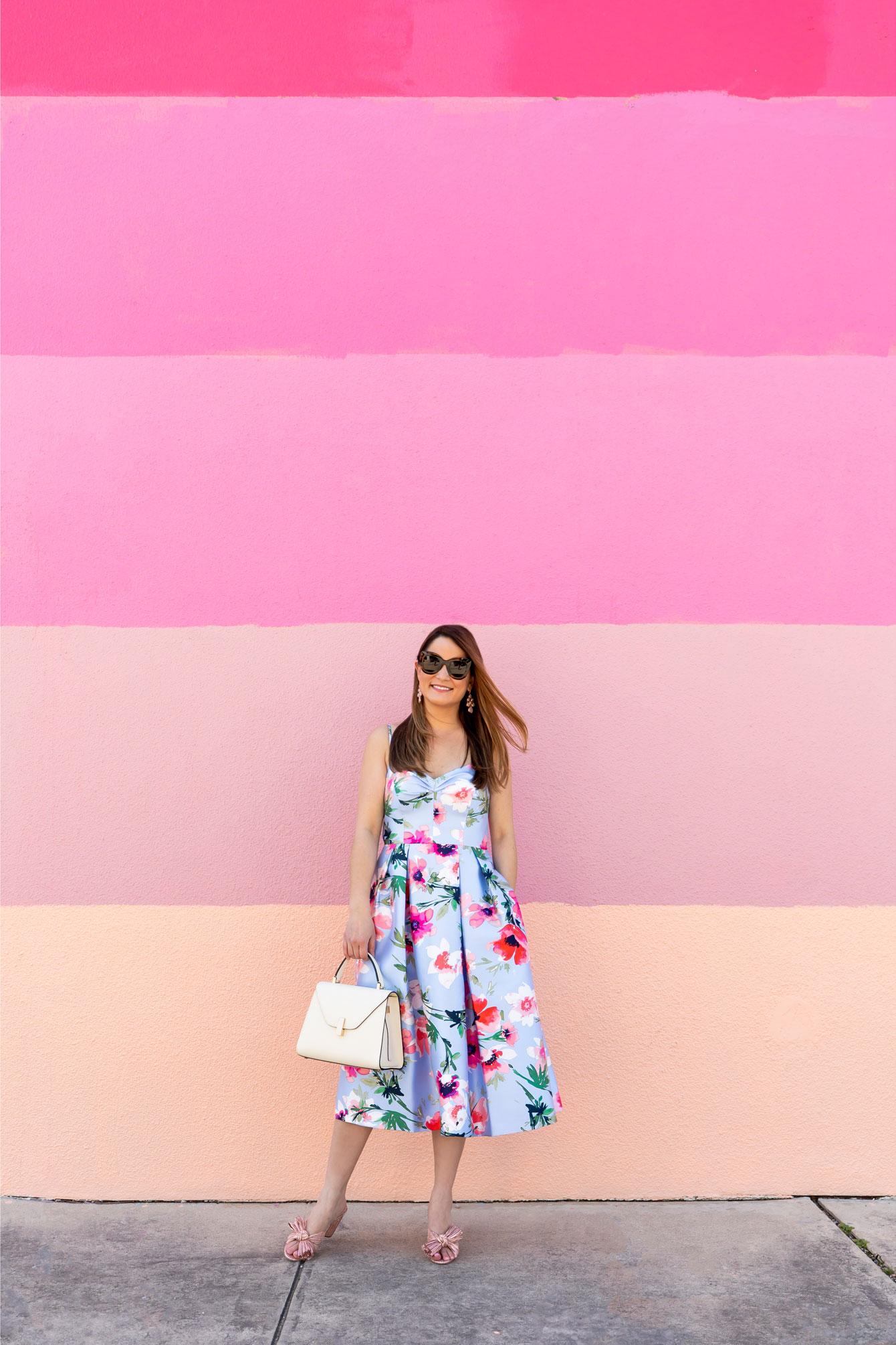 Pink Wall Austin