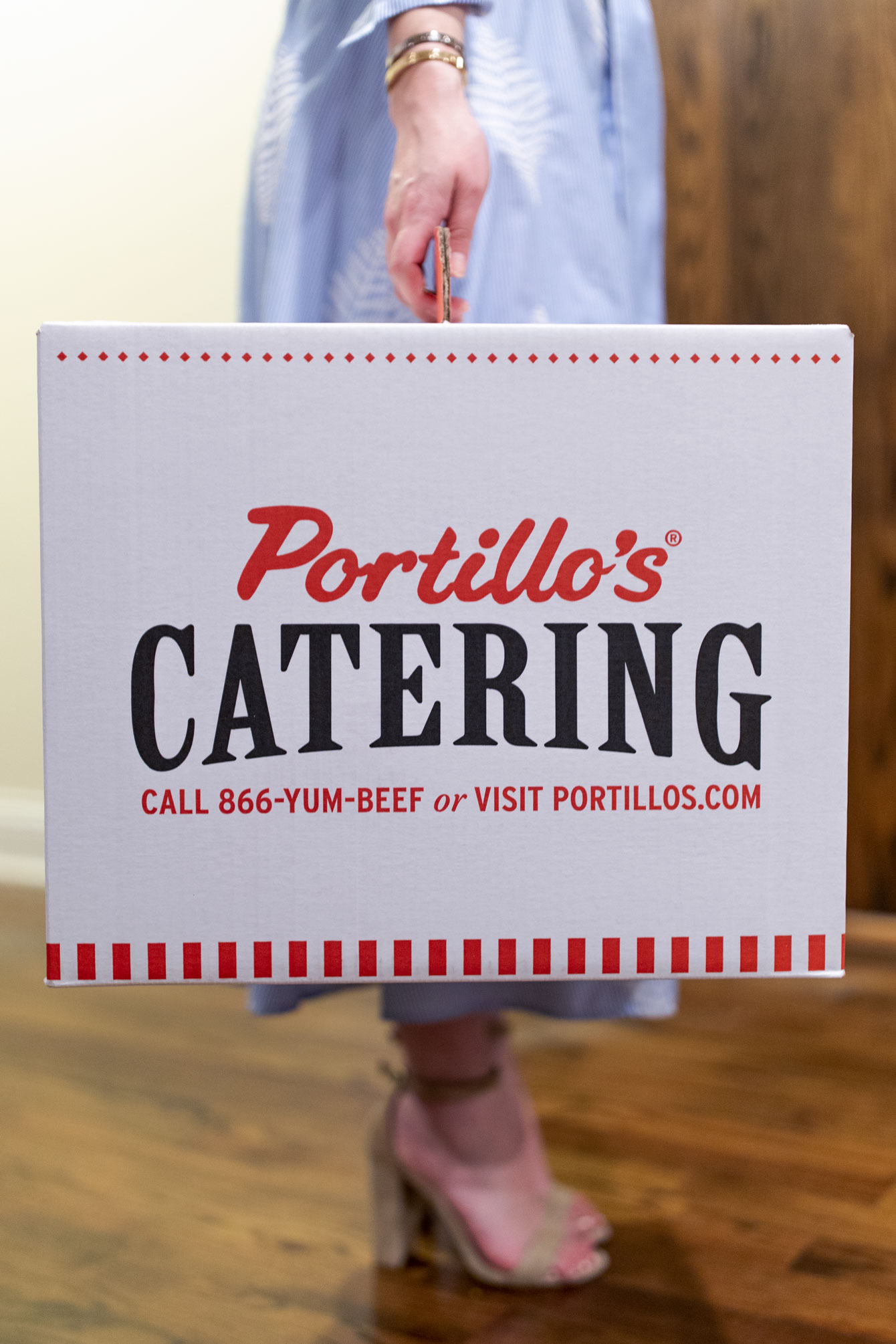 Portillos Catering