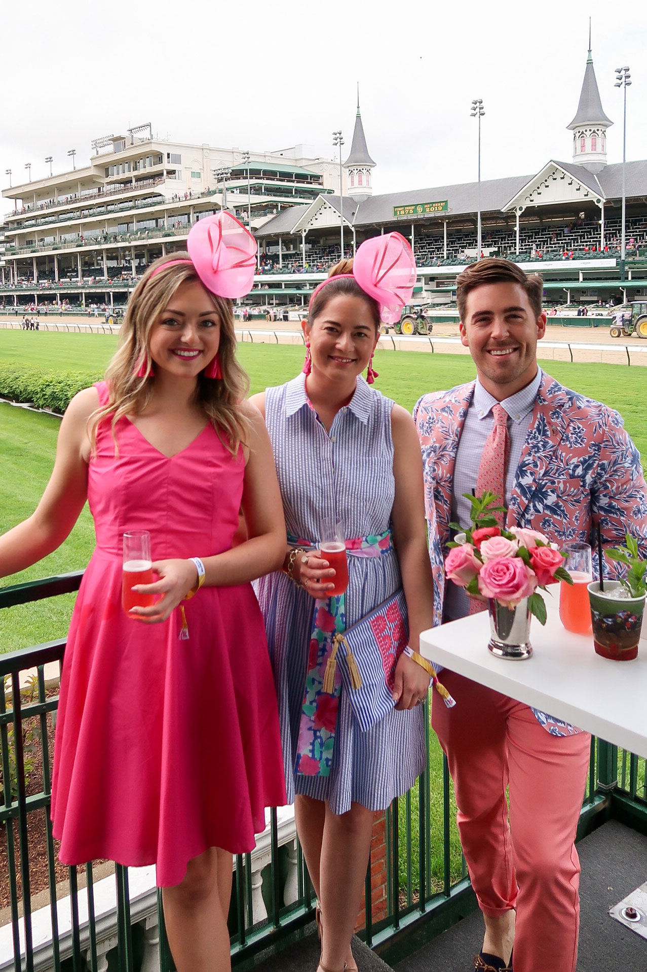 Kentucky Oaks Vineyard Vines