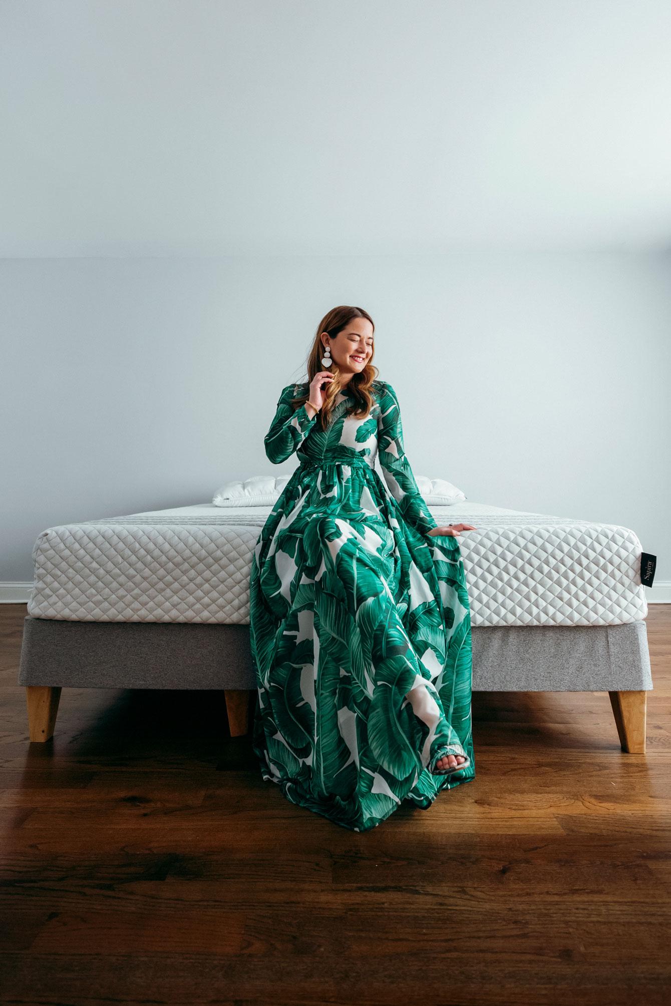 Leesa Sapira Hybrid Bed
