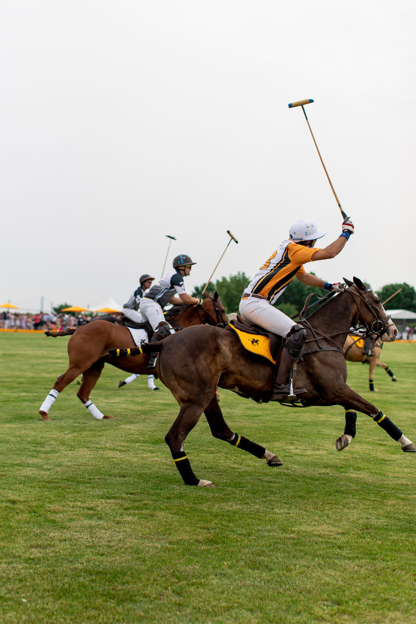 12th Annual Veuve Clicquot Polo Classic