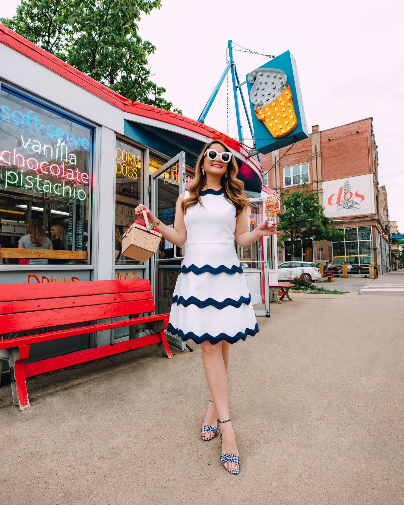 Chicago Blogger Ice Cream Shoppe