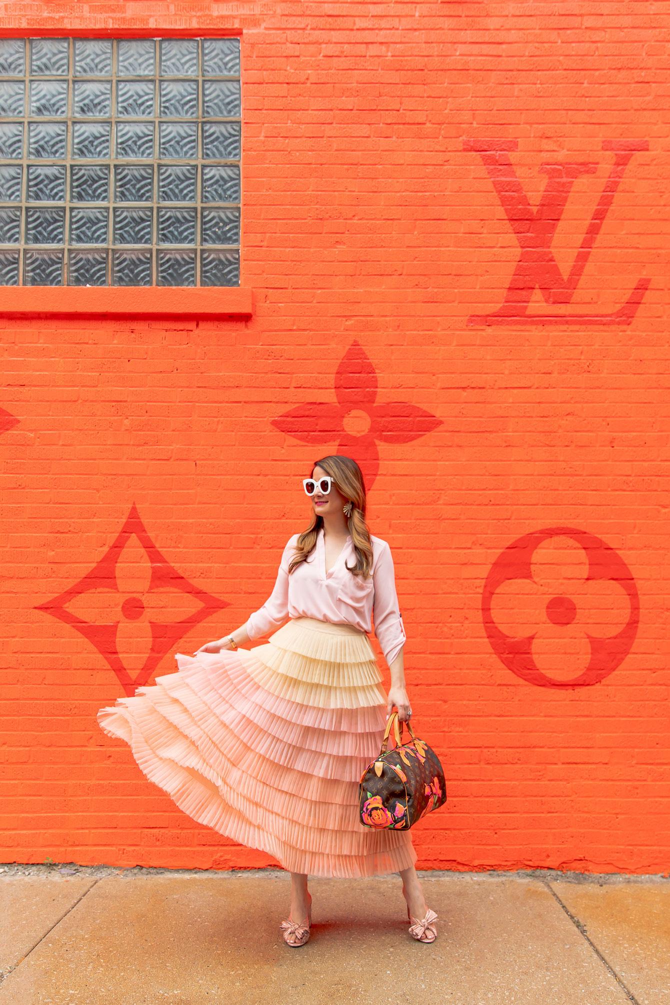 Jennifer Lake Louis Vuitton