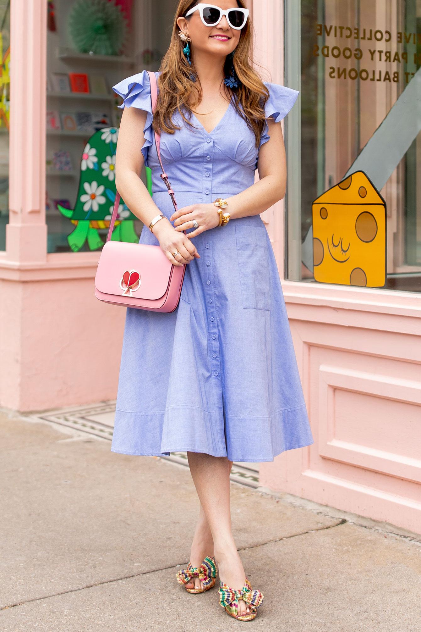 Kate Spade Nicola Twist Lock Bag