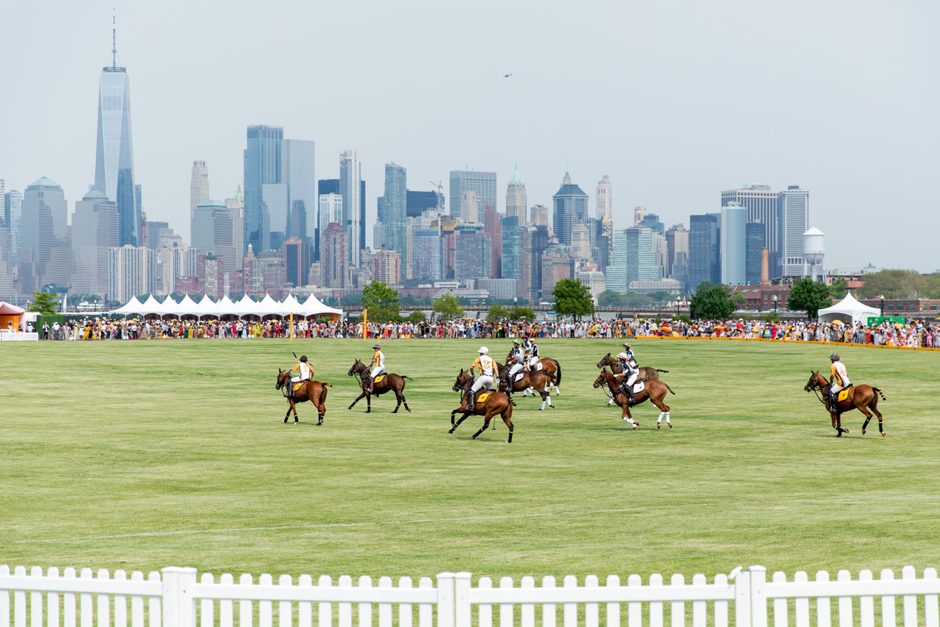 New York Polo Match