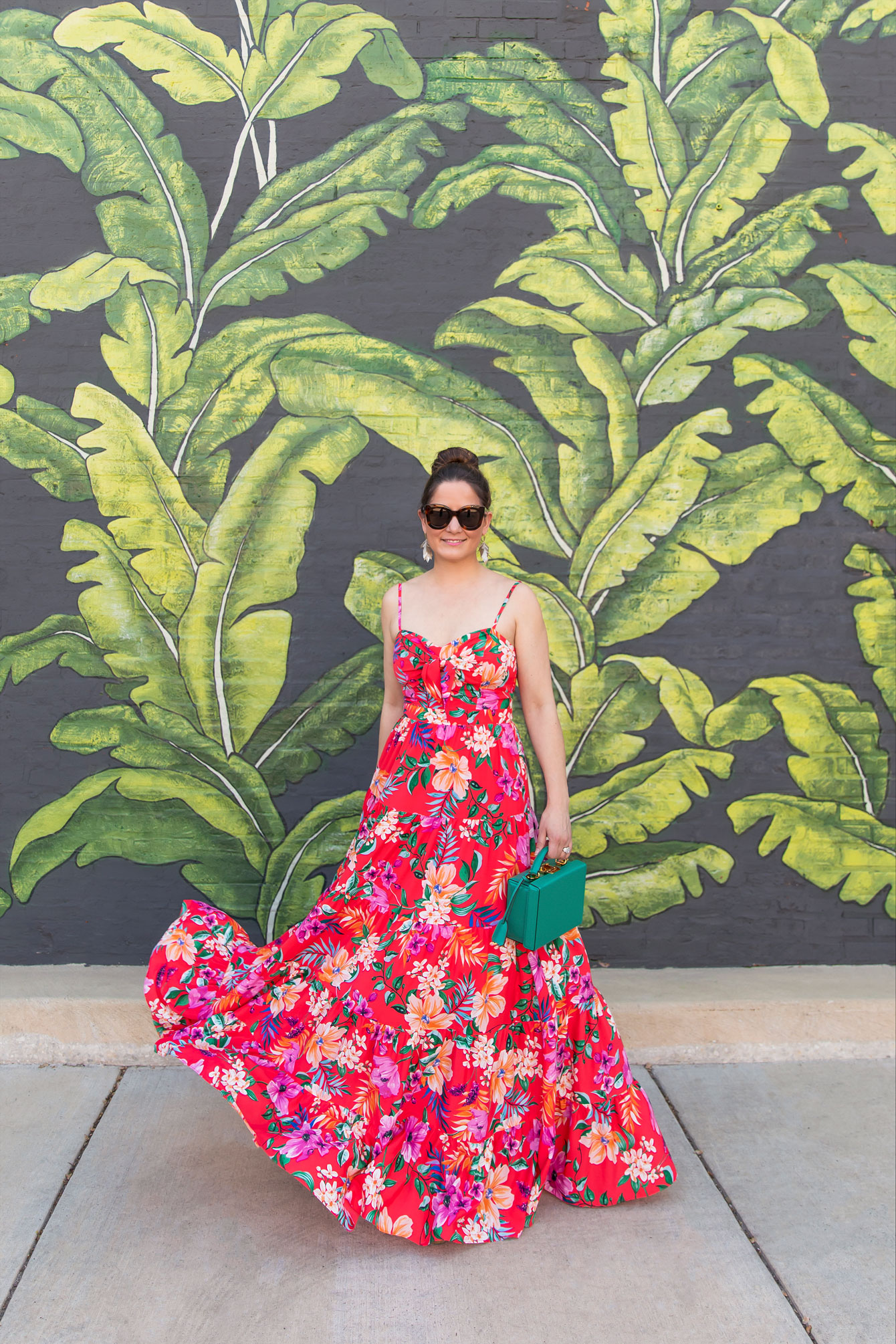 Nordstrom Eliza J Maxi Dress
