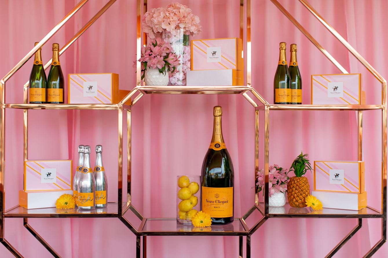 Rose Garden Veuve Clicquot Polo Classic