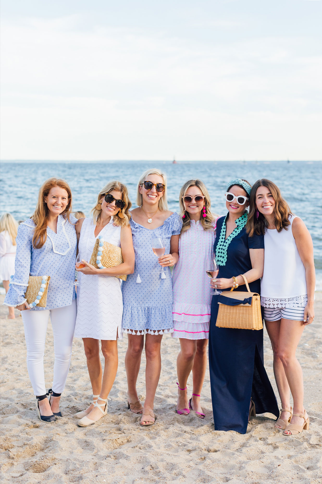 Sail to Sable Blogger Party