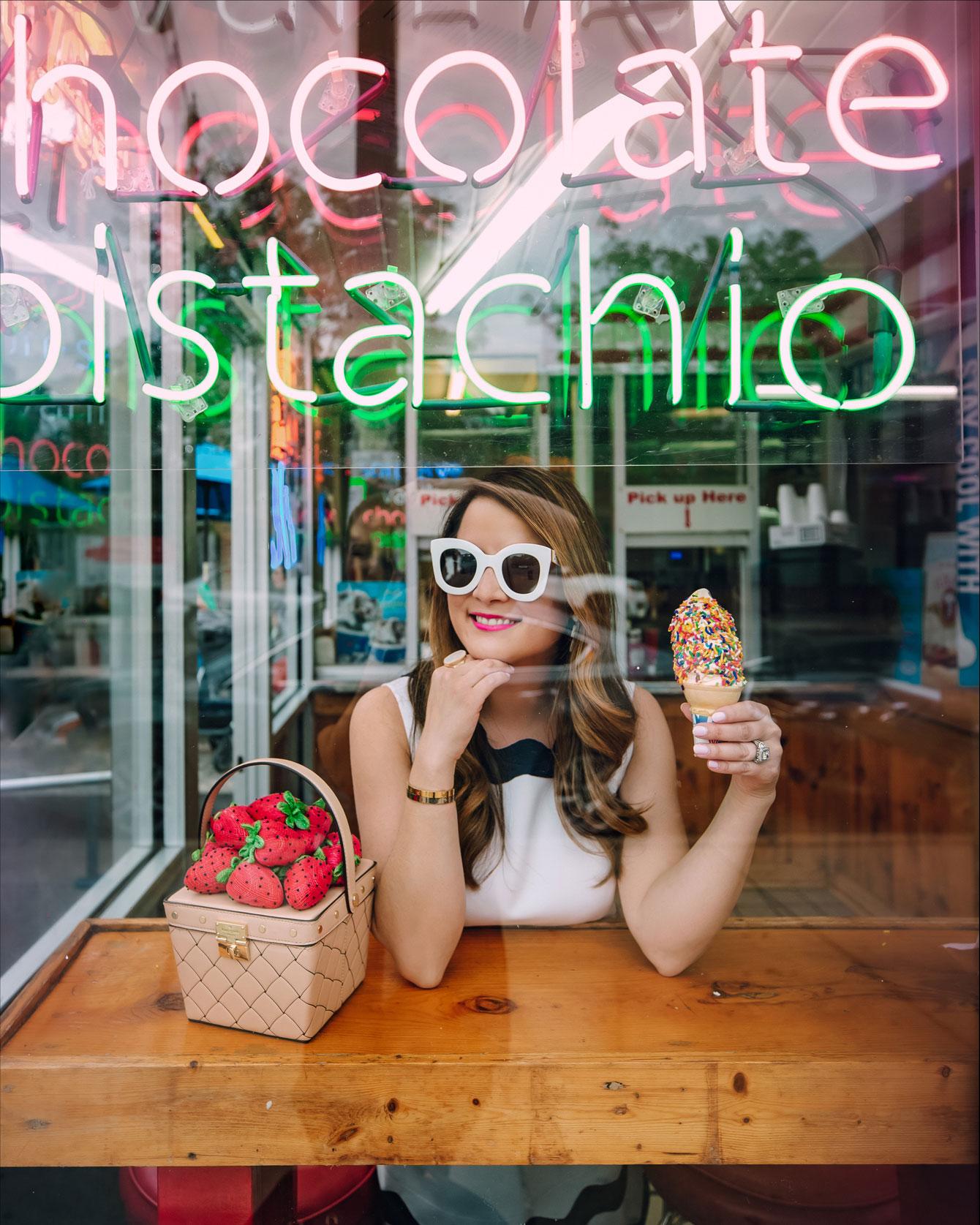 Style Charade Ice Cream