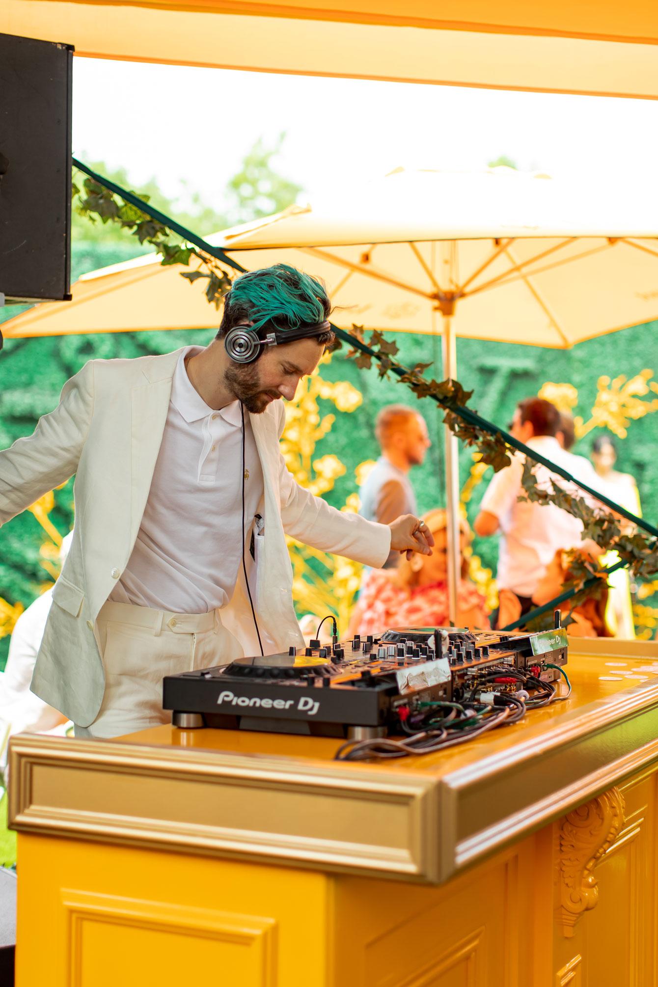 Veuve Clicquot Polo Classic DJ Music