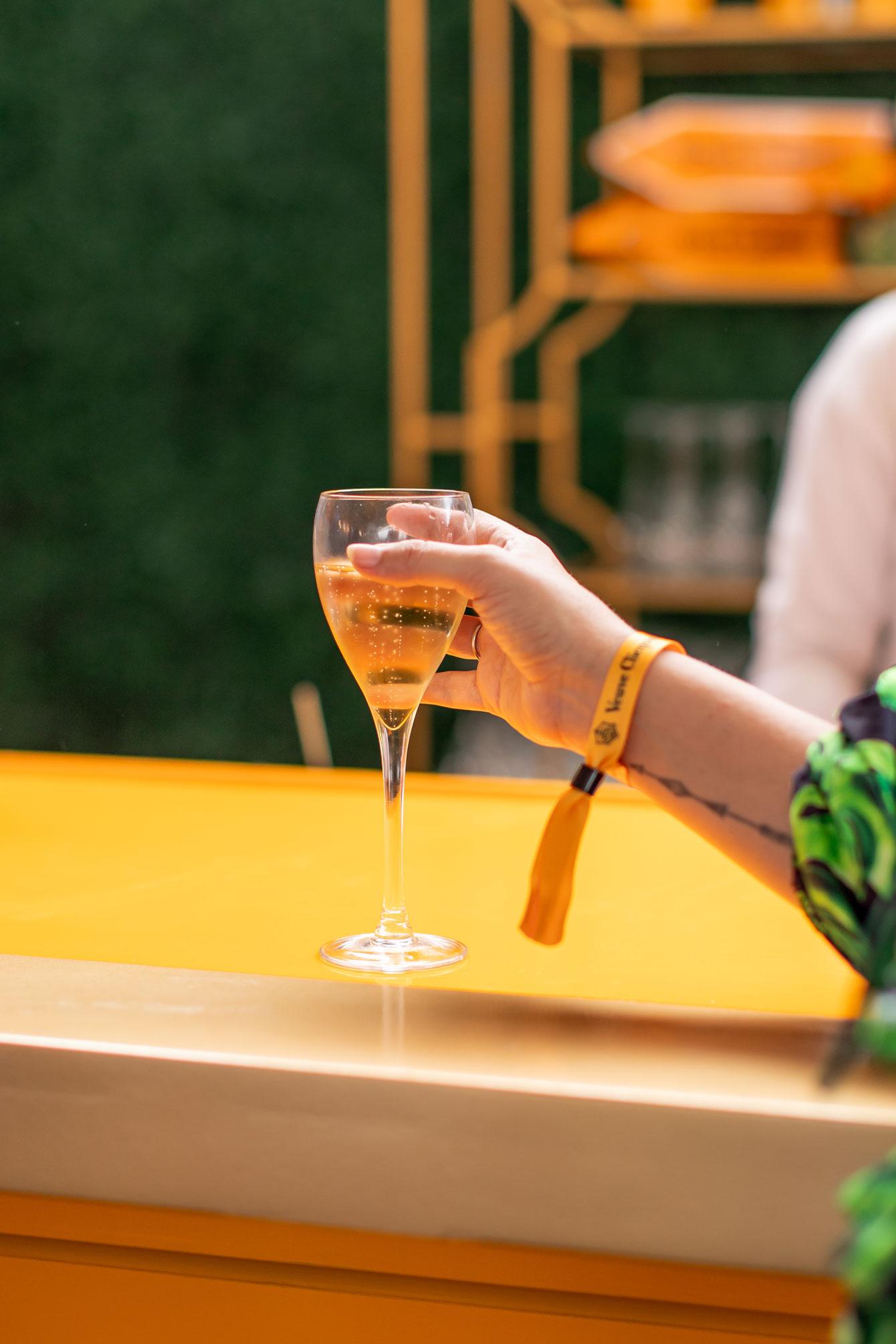 Veuve Clicquot Polo Classic VIP