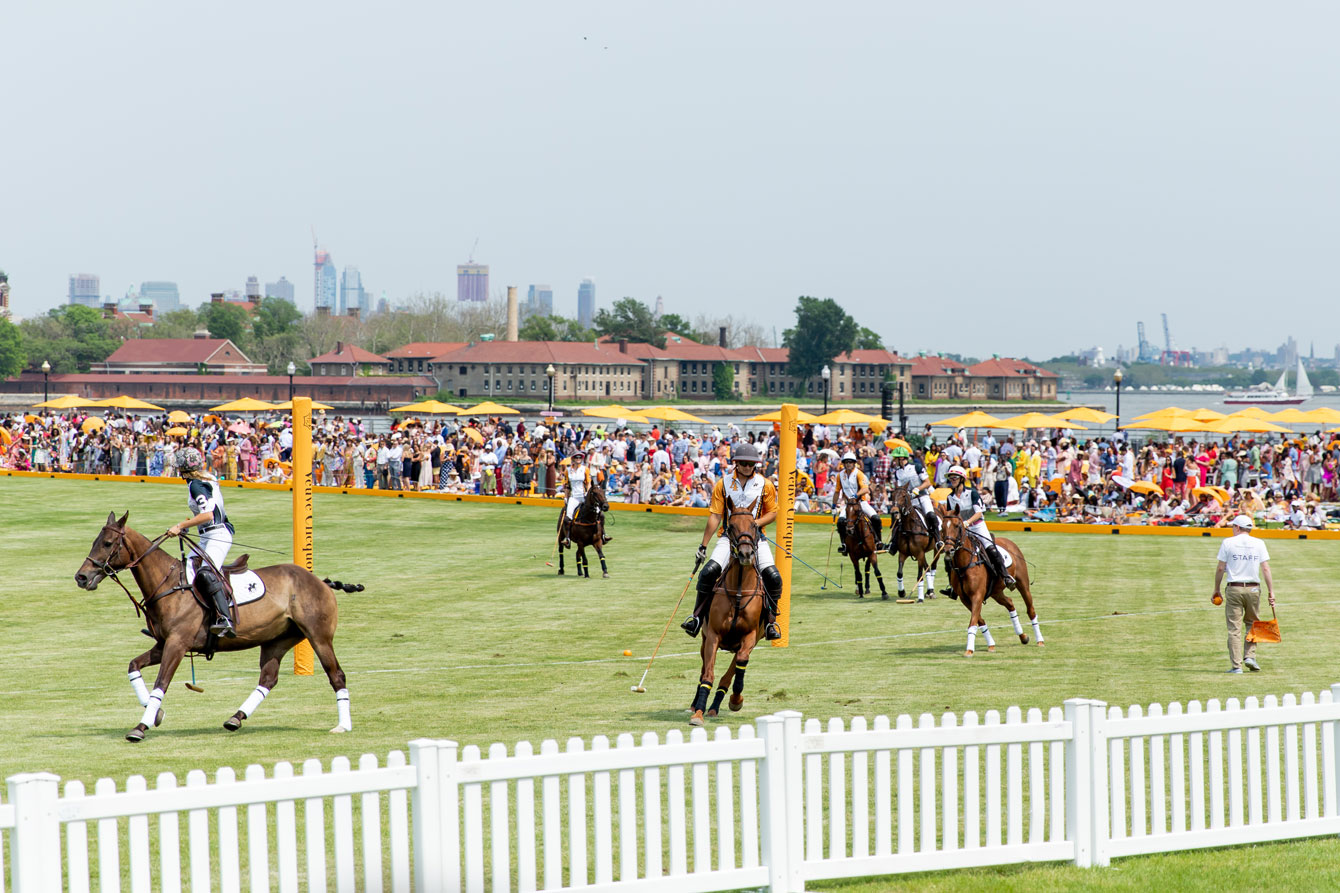 Veuve Clicquot Polo Match New York