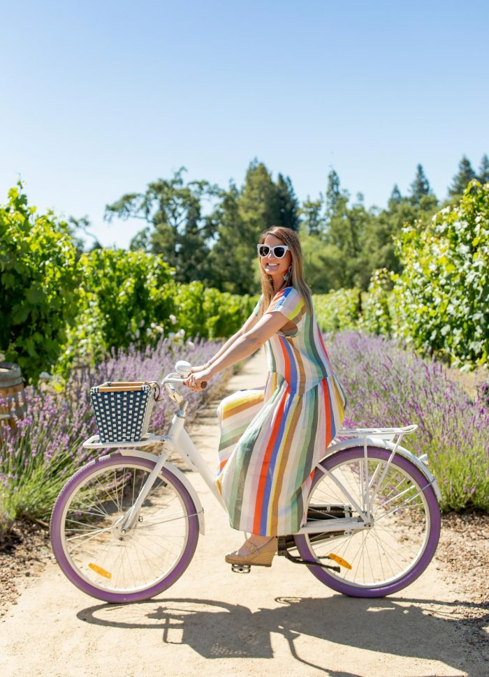 Wine & Design with Serena & Lily and Visit Napa Valley
