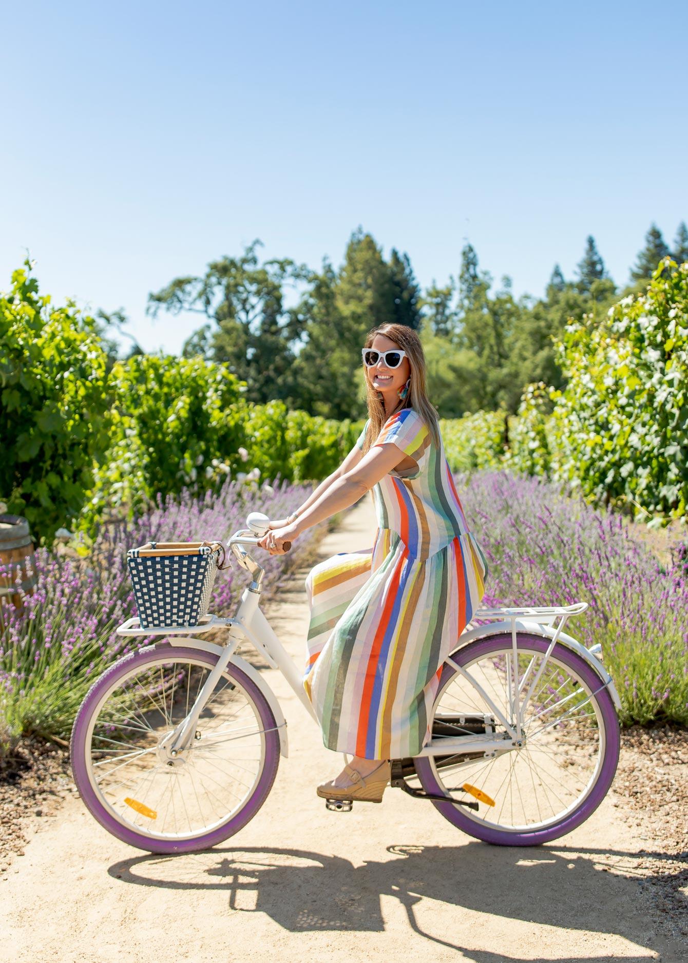 Visit Napa Valley Serena Lily Blogger Trip