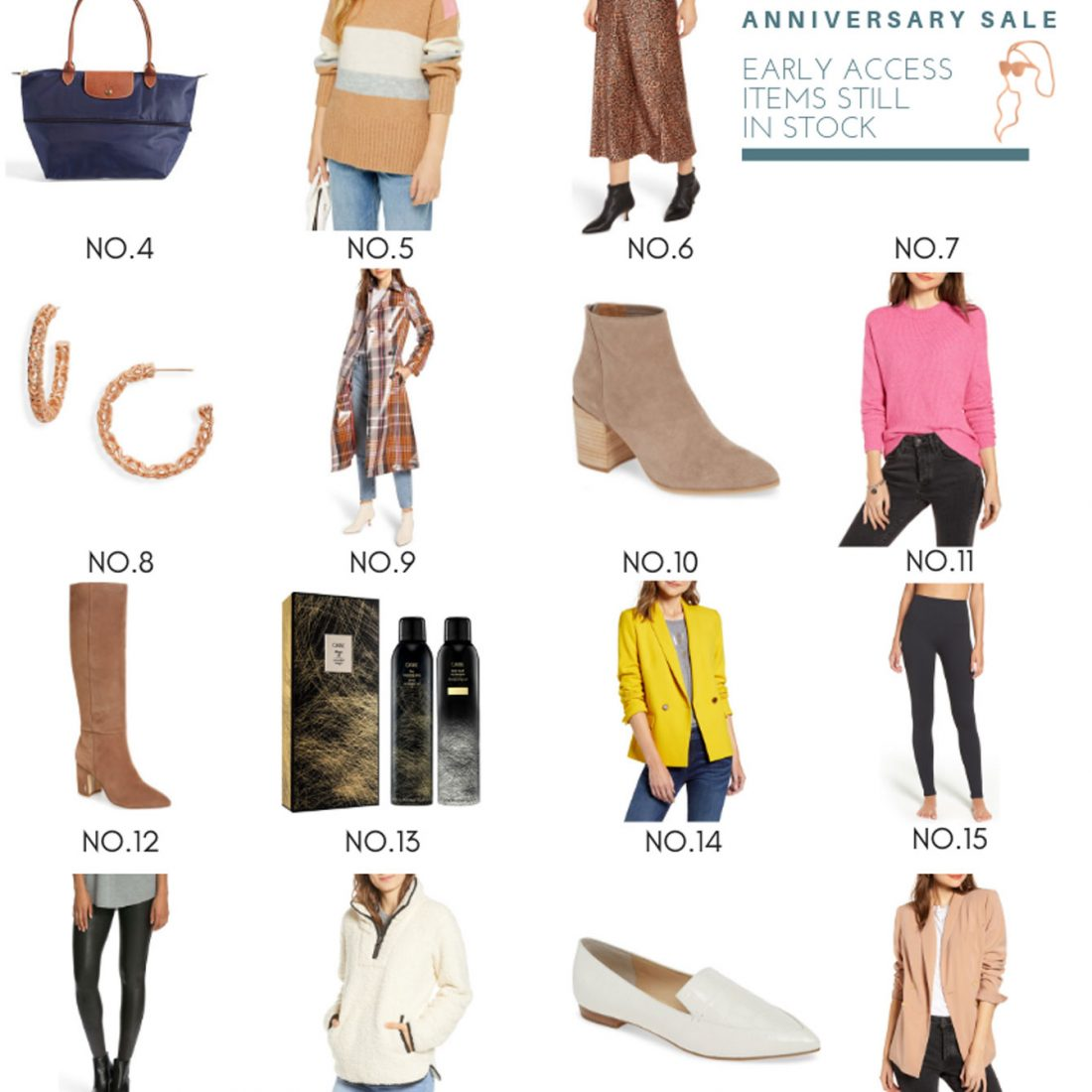 Nordstrom Anniversary Sale Public Access Best Items