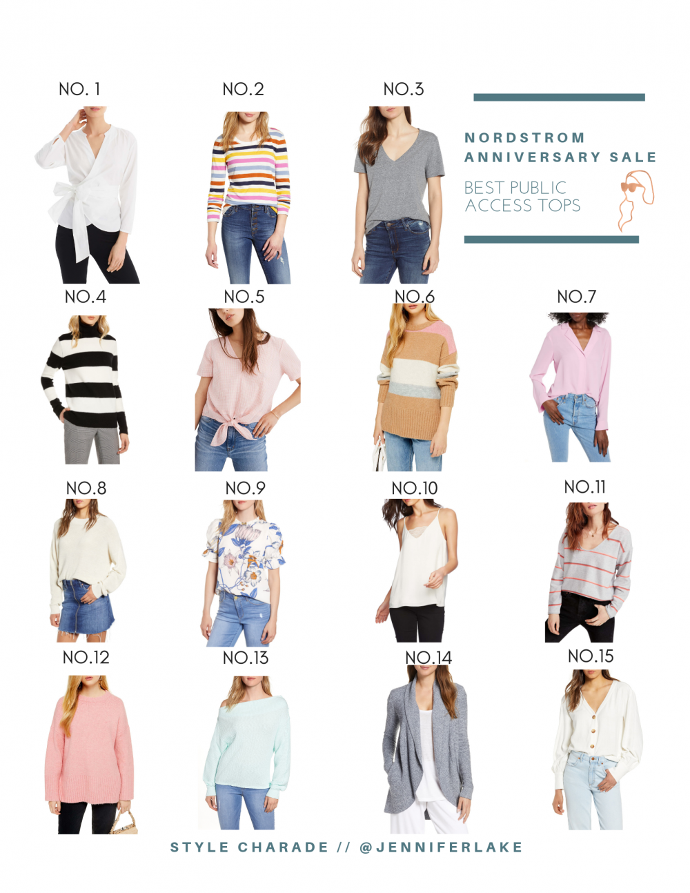 Nordstrom Anniversary Sale Public Access Tops