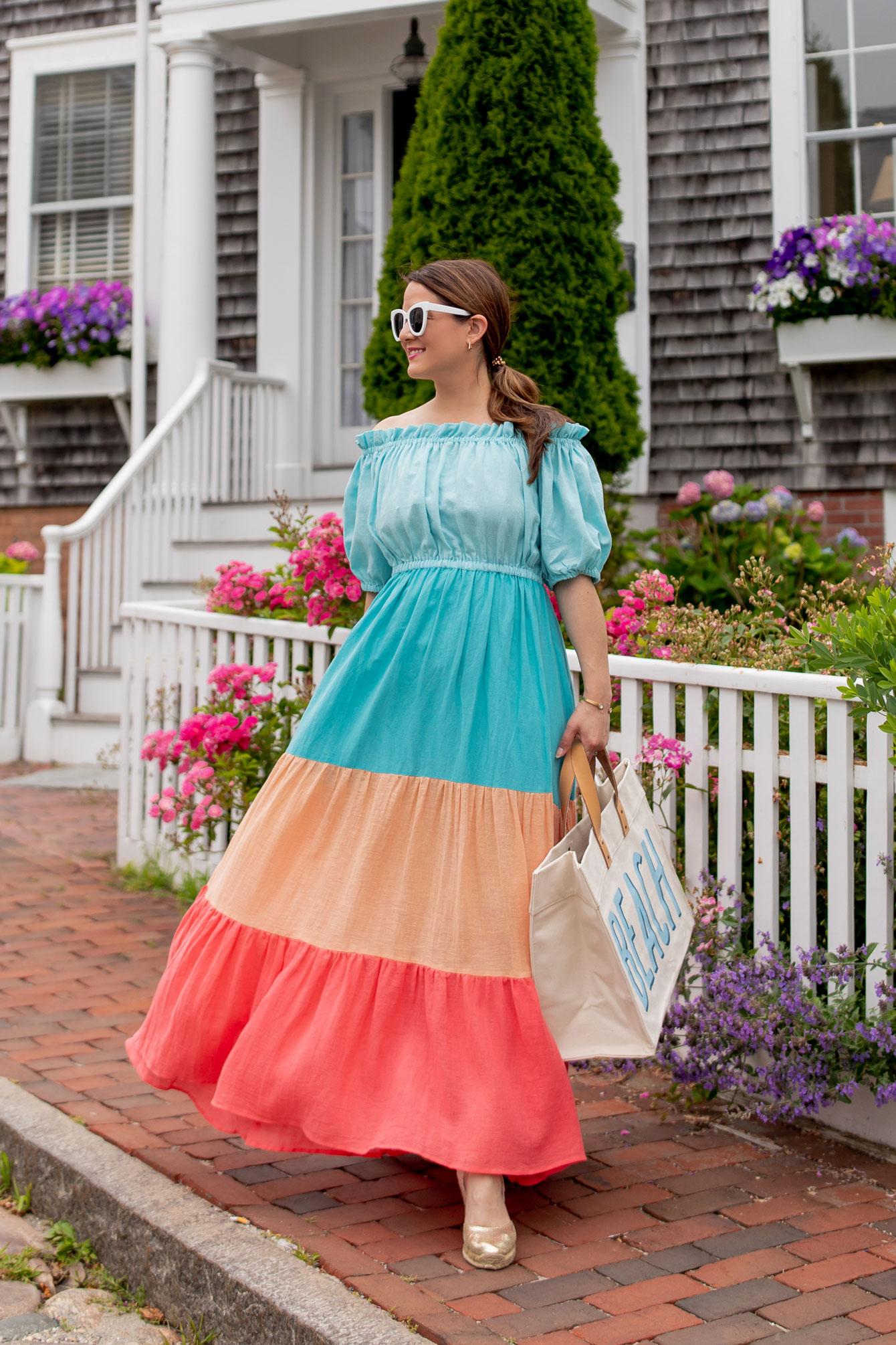 A Mere Co Natasha Dress