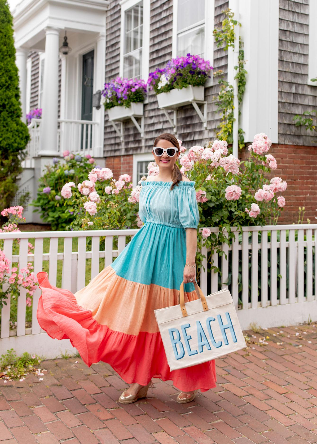 Jennifer lake Multicolor Maxi Dress