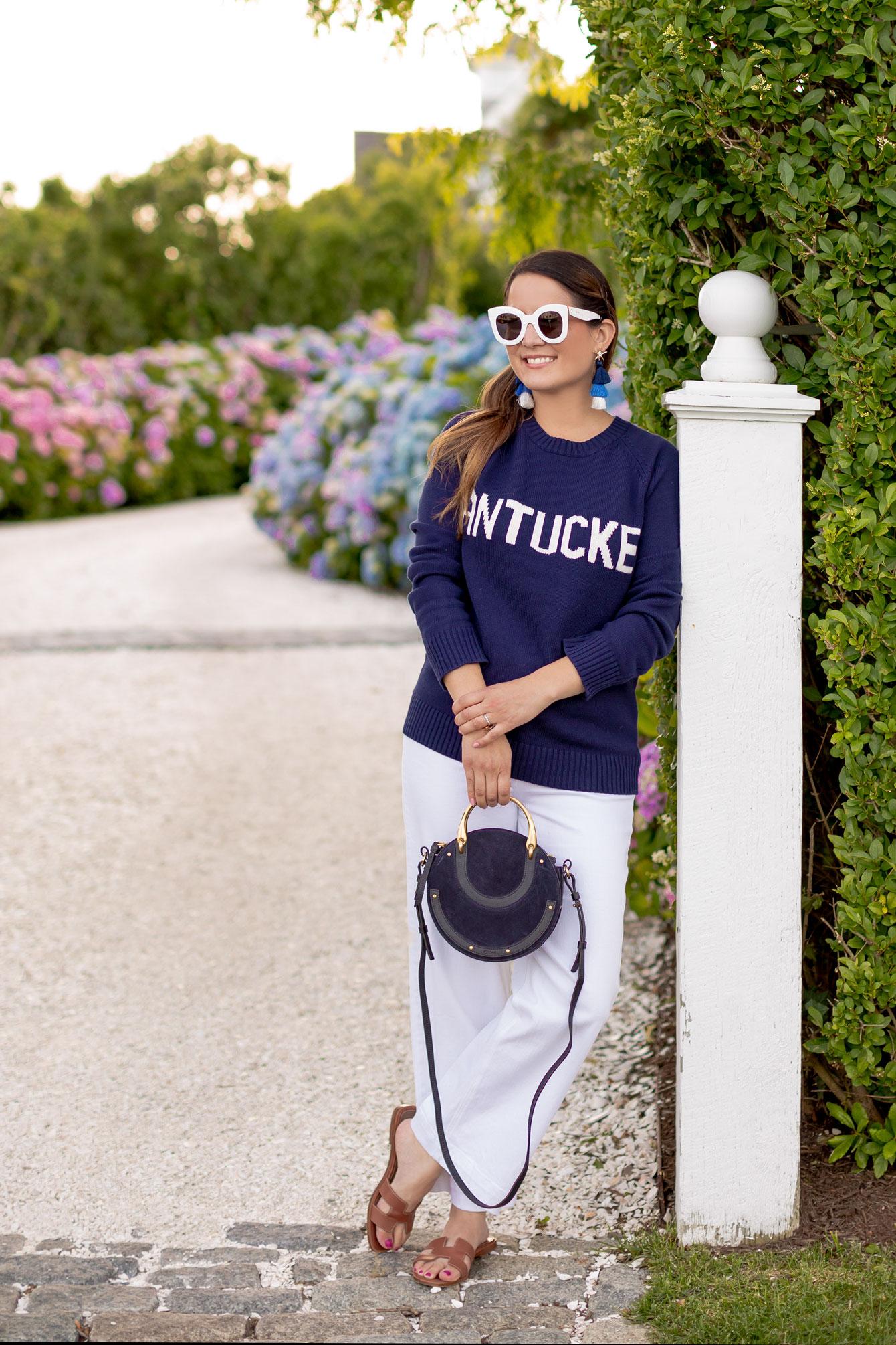 Jennifer Lake Nantucket Sweater