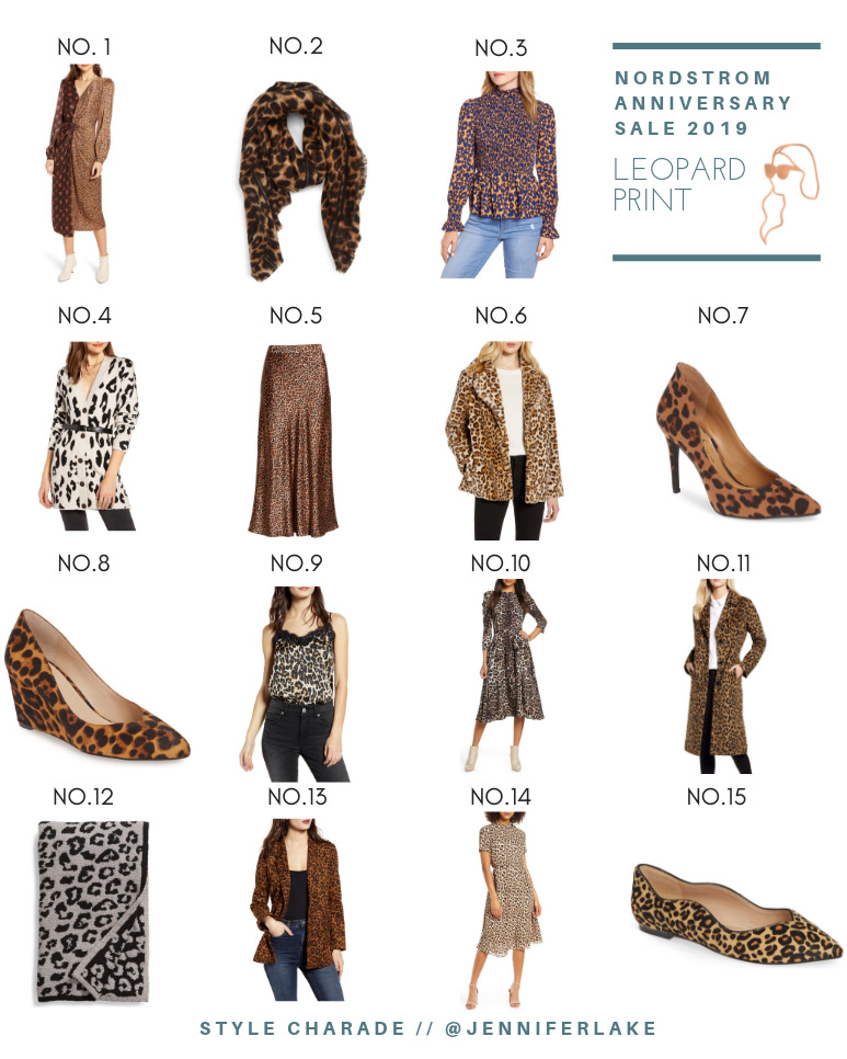 Nordstrom Anniversary Sale Leopard
