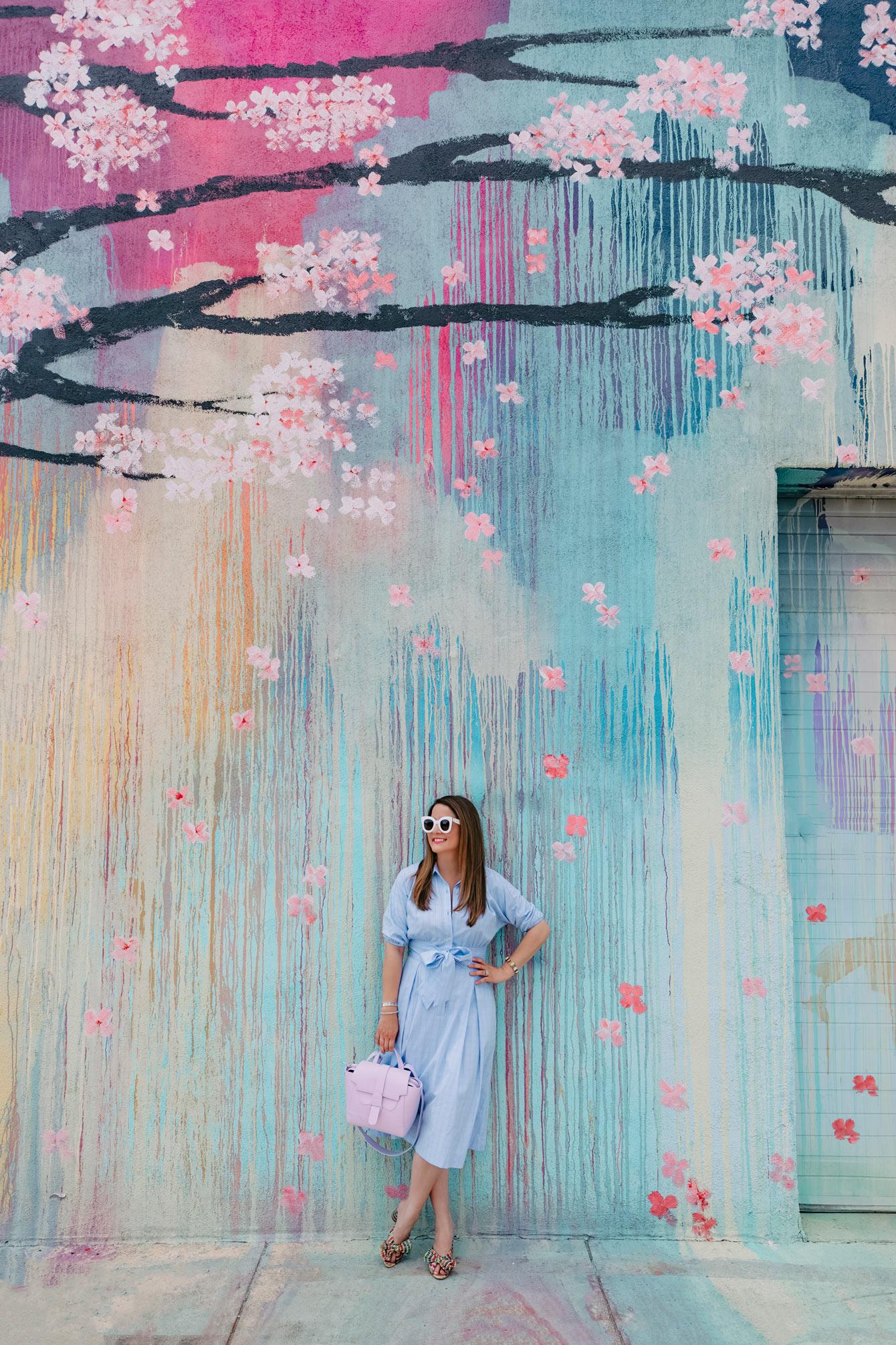 Flower Mural Denver