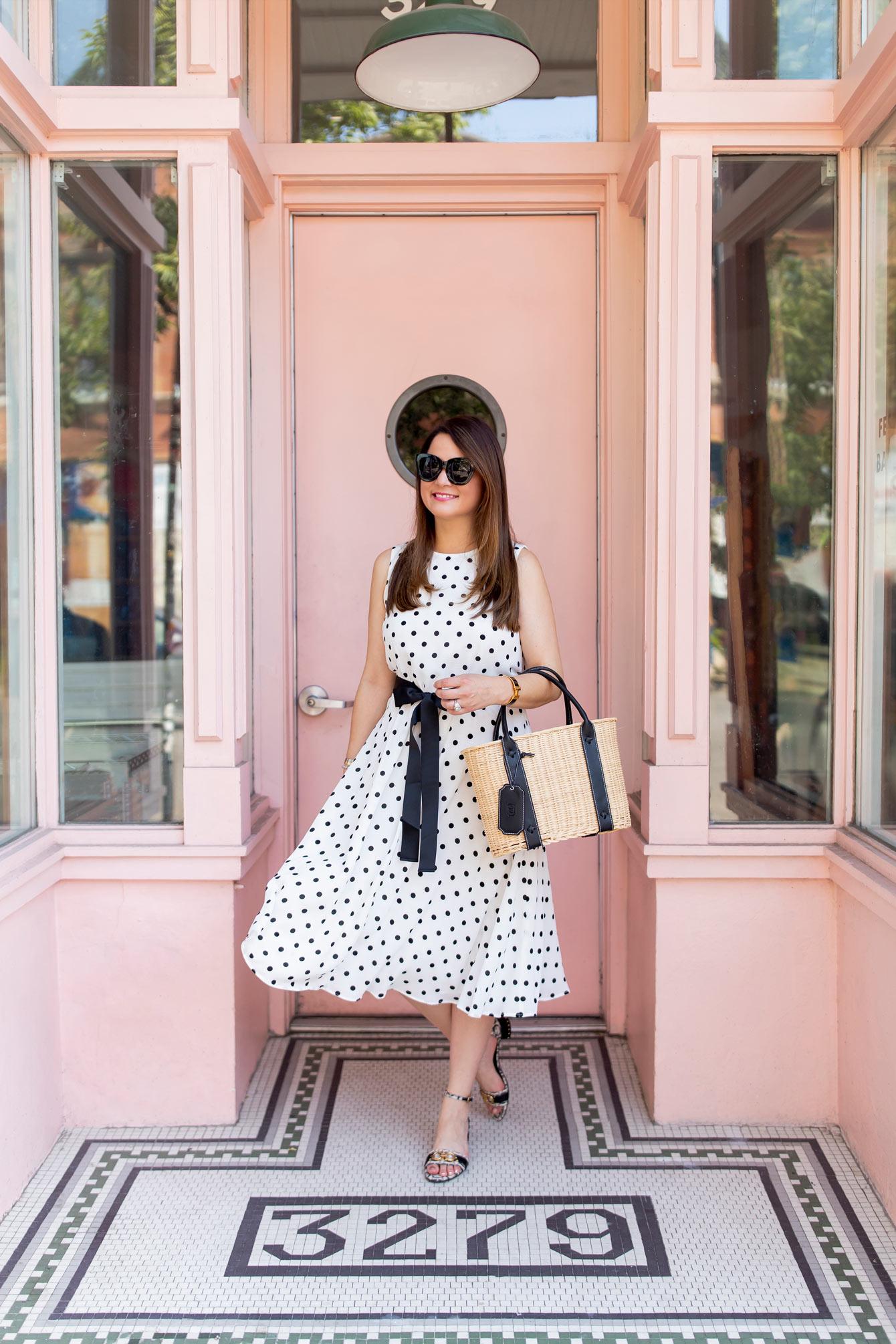 Harper Rose Polka Dot Dress