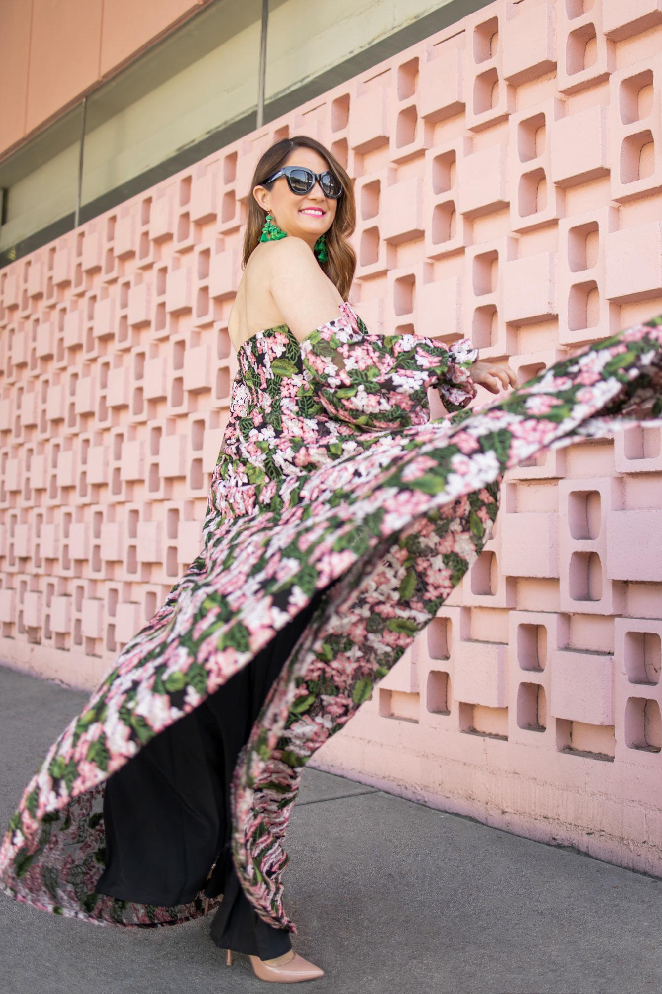 Jennifer Lake Dress Twirl