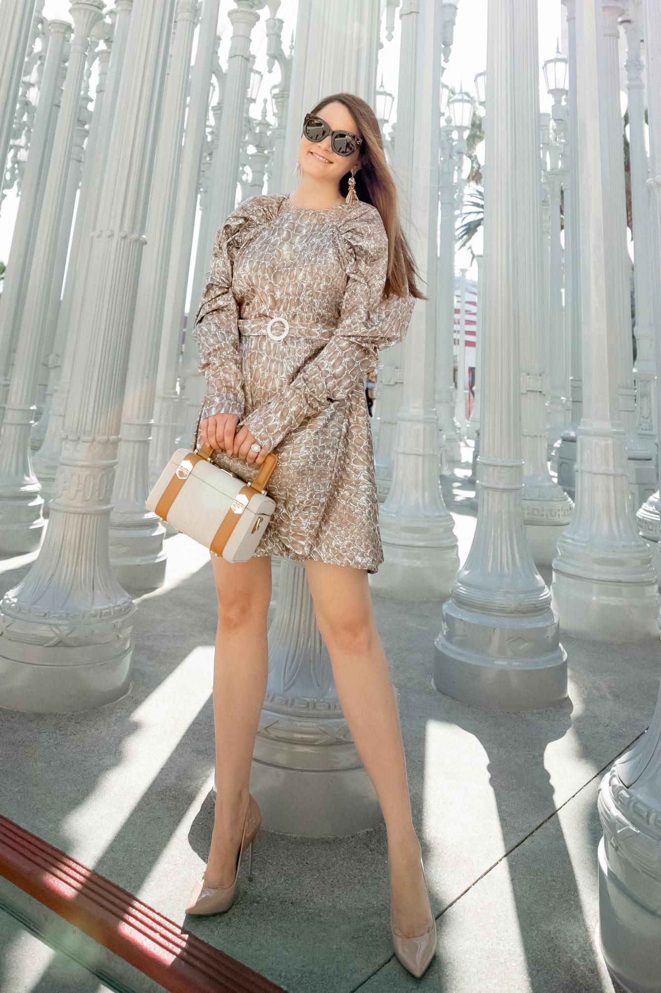 Jennifer Lake Rotate Dress