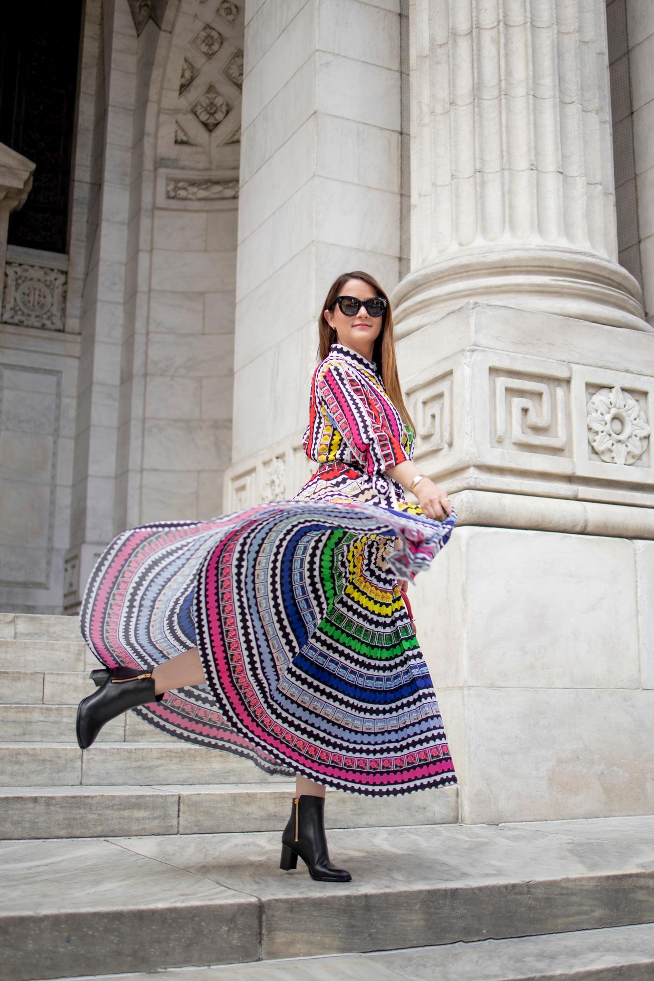 Jennifer Lake Skirt Twirl