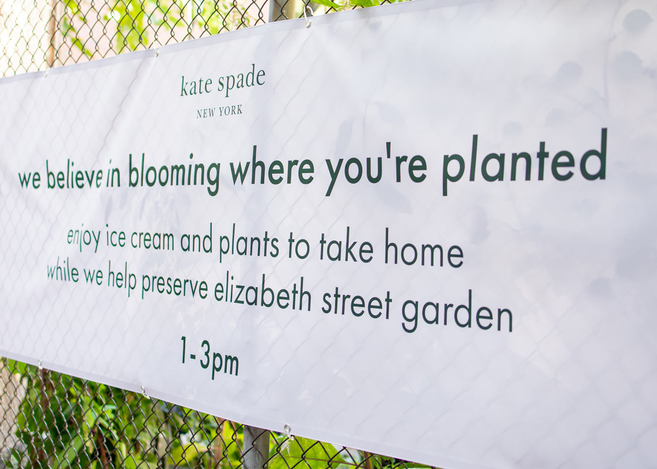 Kate Spade Blooming Where Youre Planted