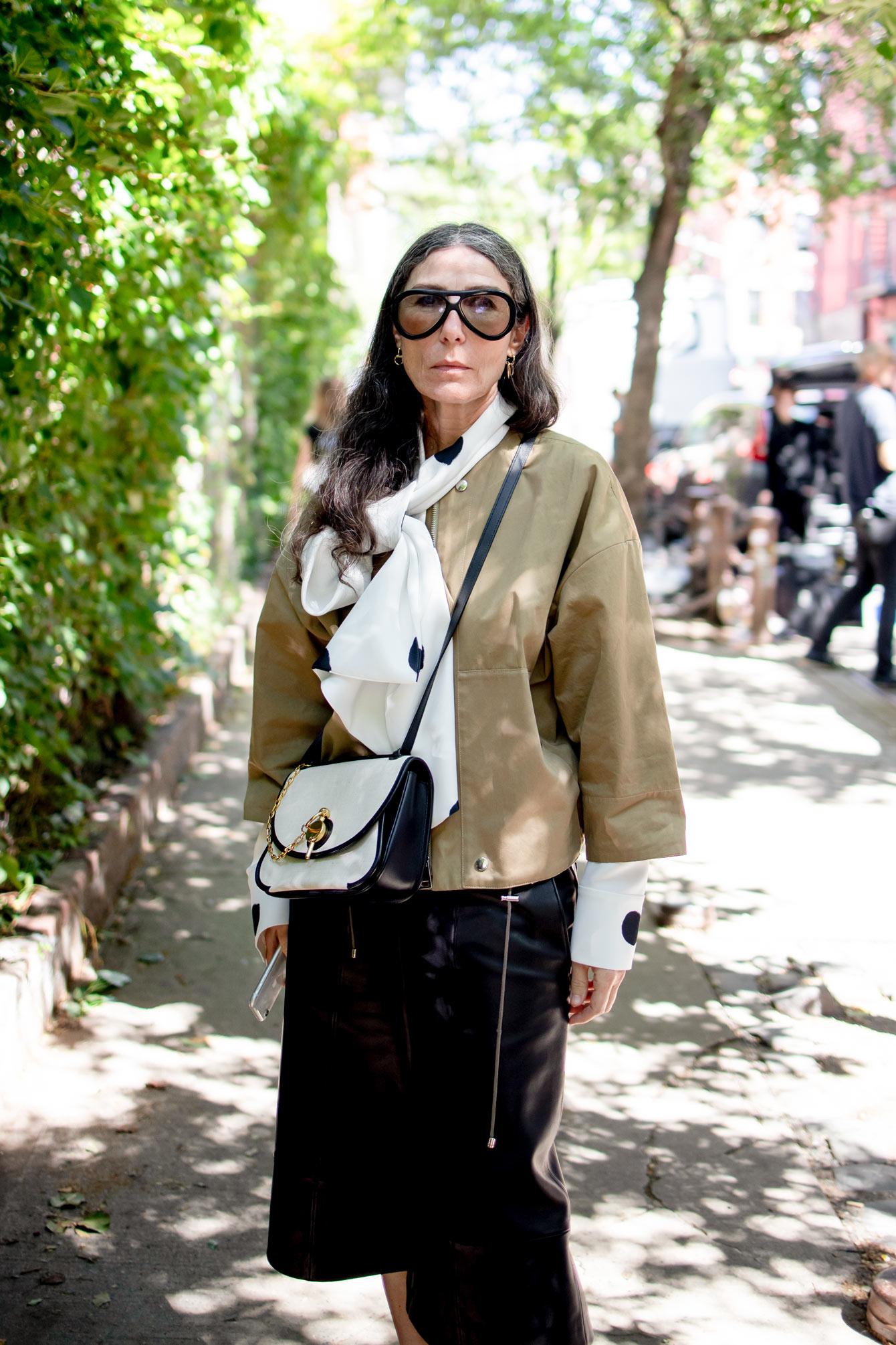 Kate Spade NYFW Street Style