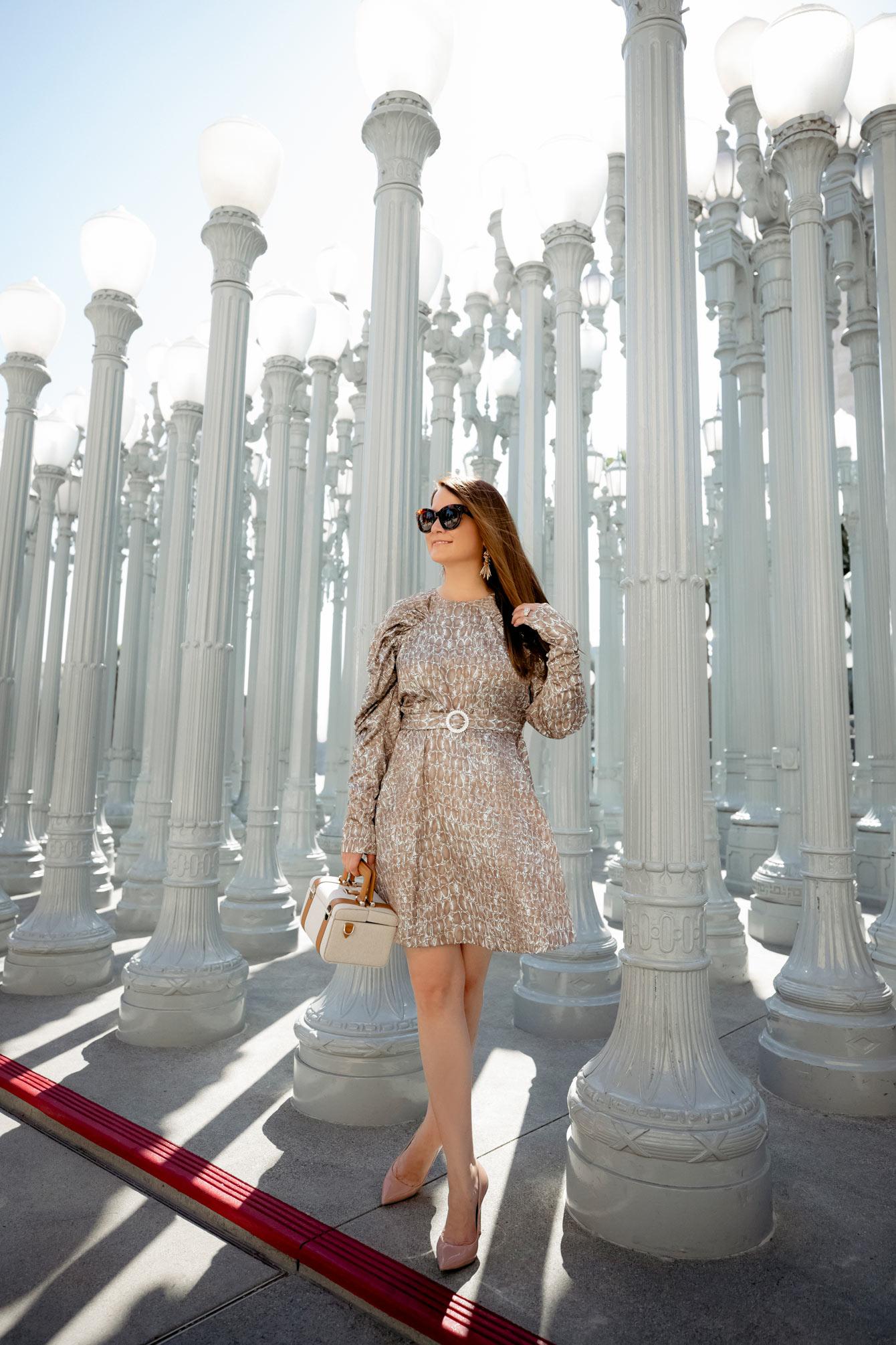 Los Angeles Light Installation