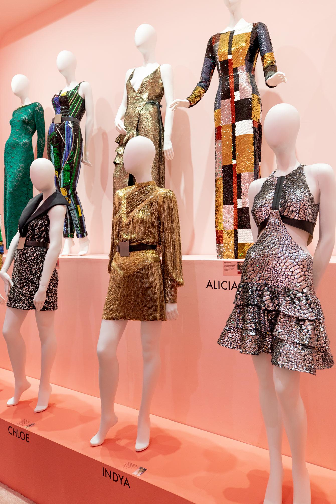 Louis Vuitton Dress Exhibit Los Angeles