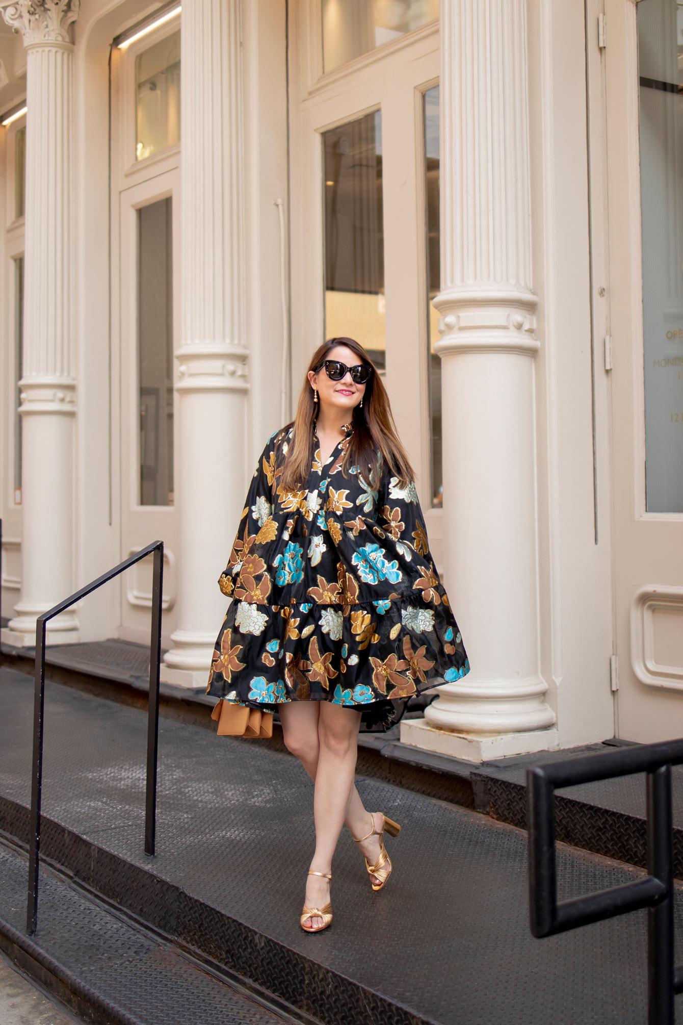 NYFW Blogger SoHo