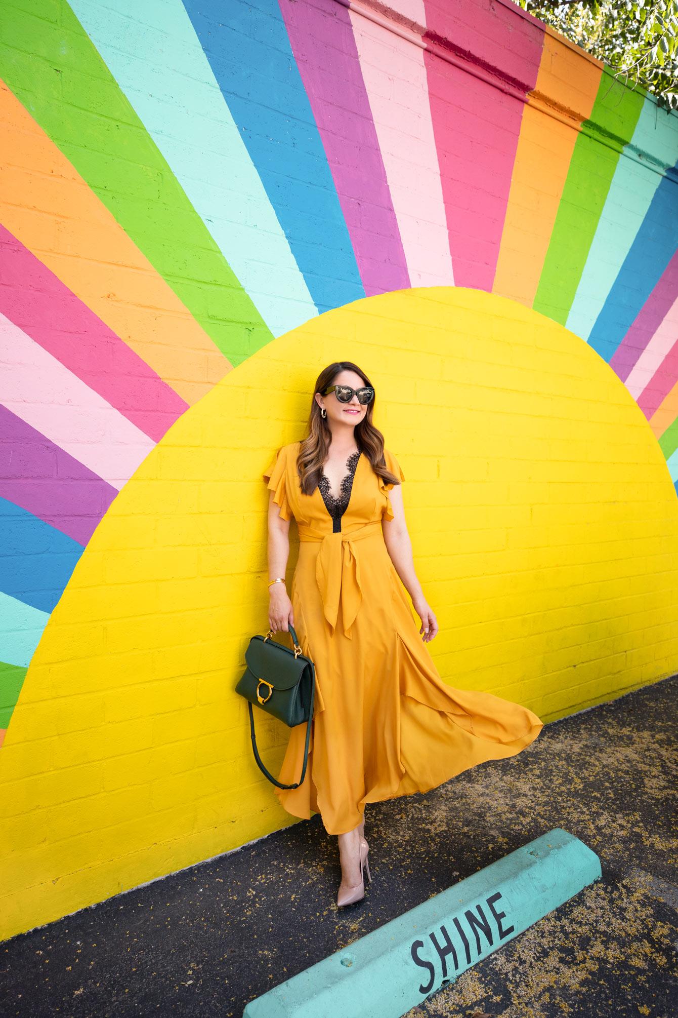 Pasadena Rainbow Mural