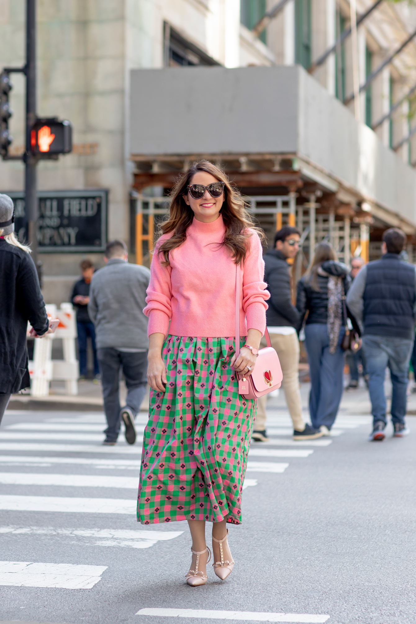 Chicago Blogger Street Style