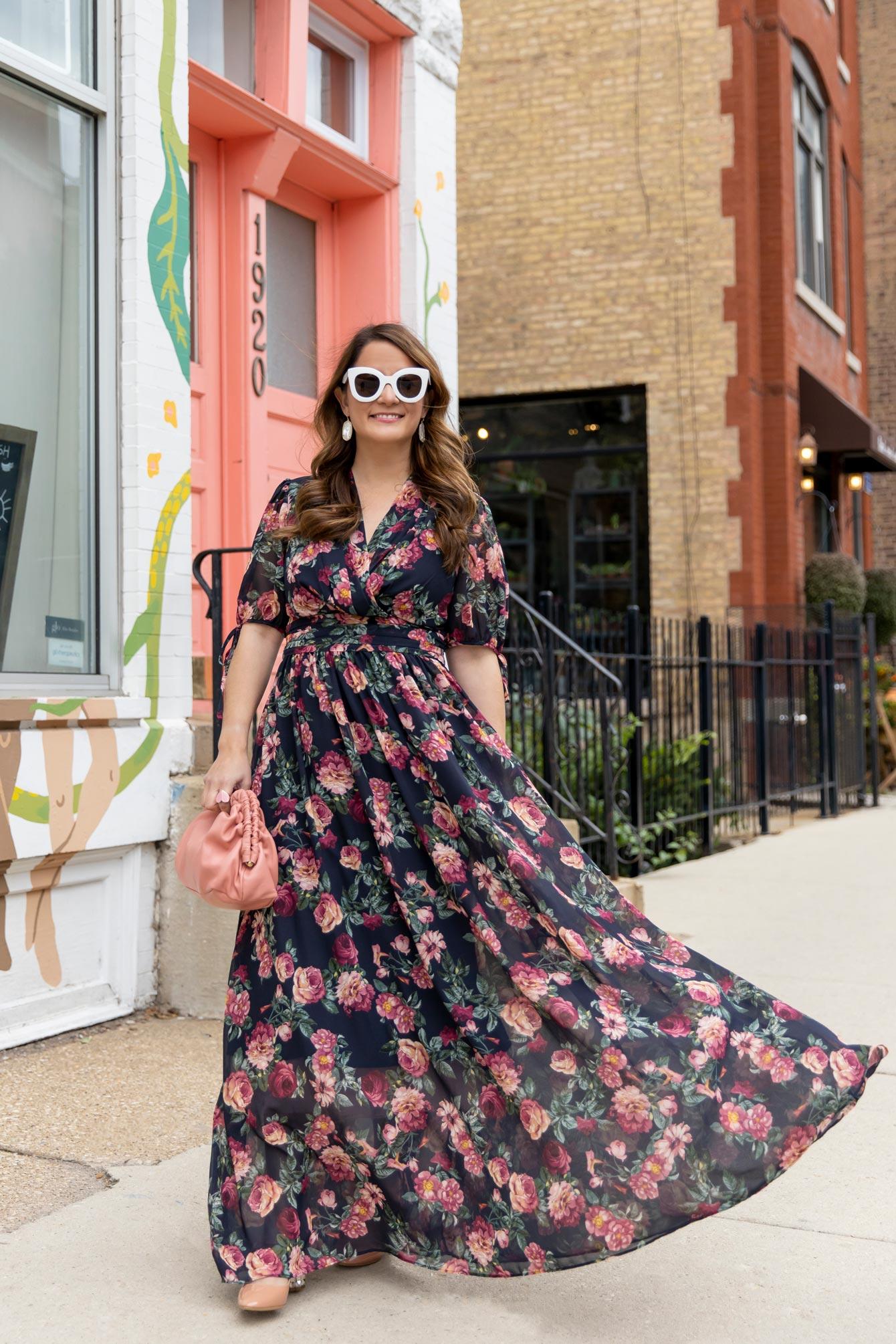 Gal Meets Glam Ashlynn Maxi Dress