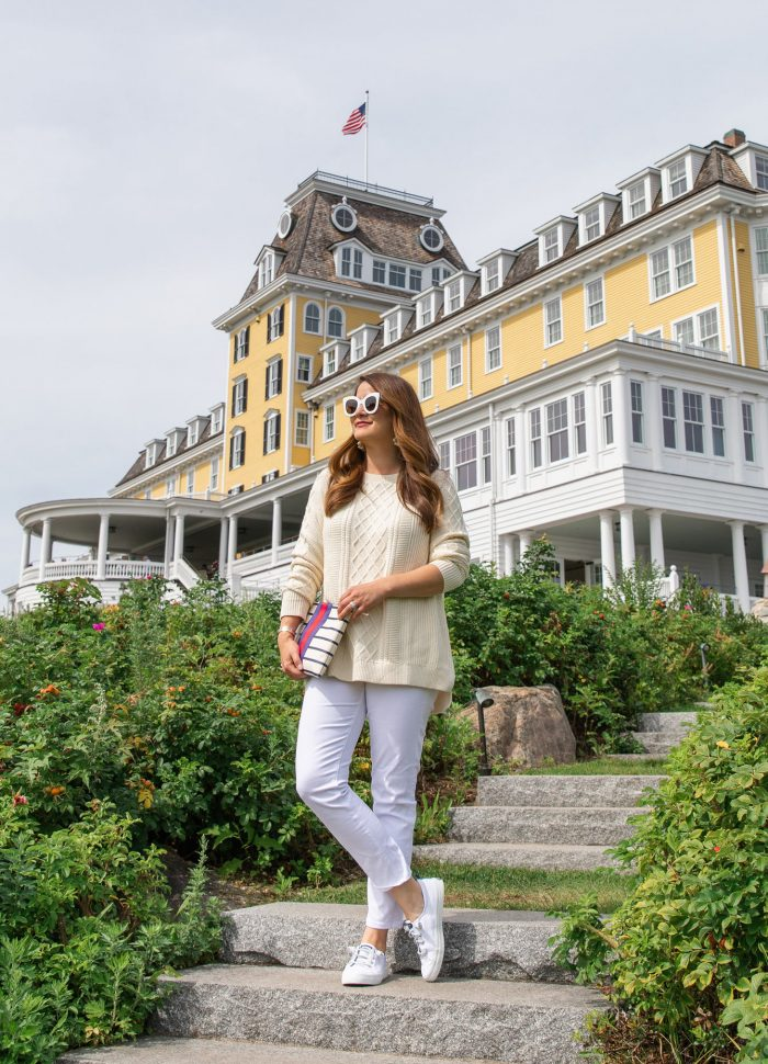 vineyard vines Holiday at Ocean House Rhode Island