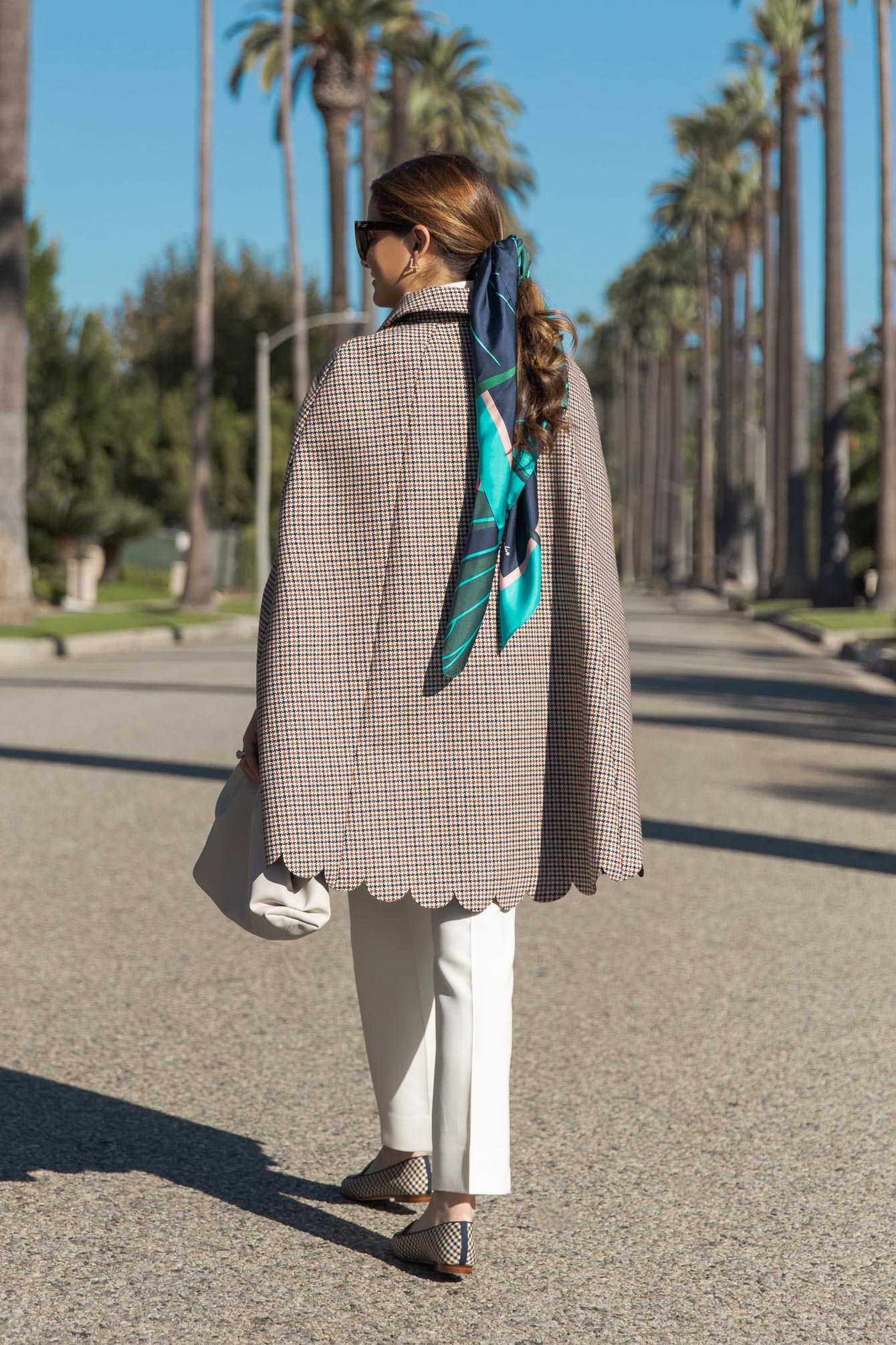 Talbots Scallop Cape
