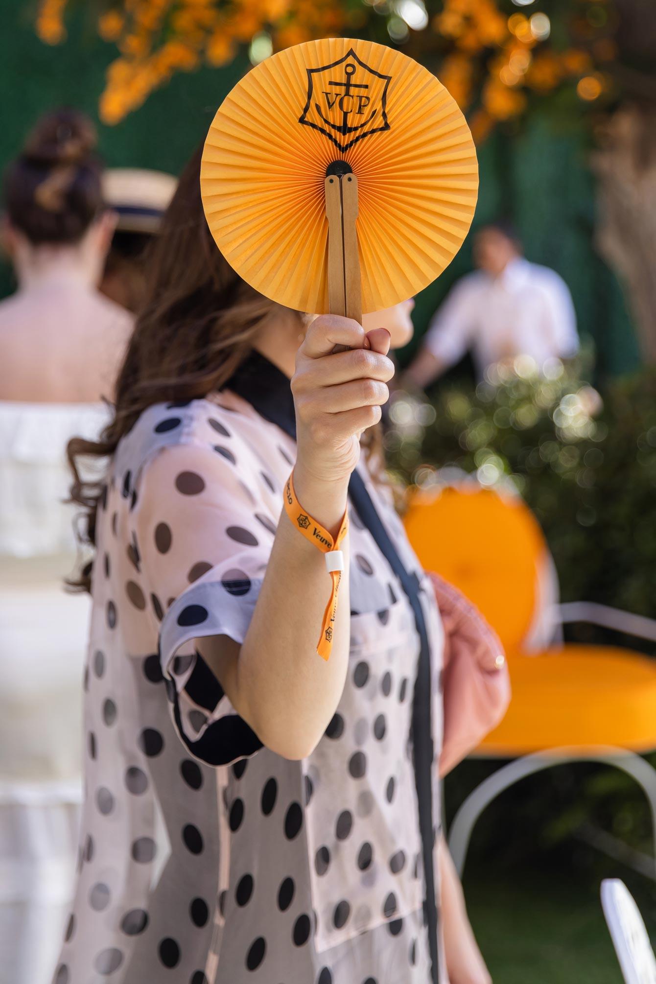 Veuve Clicquot Fan