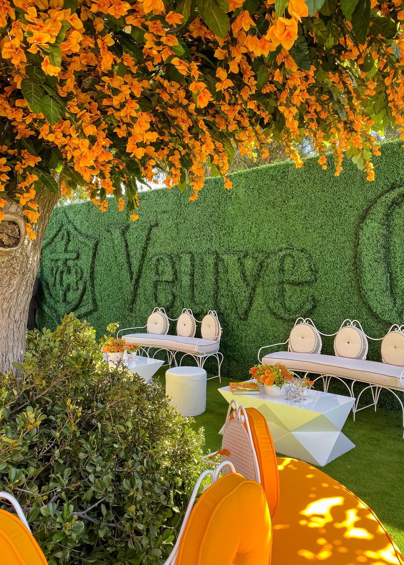 Veuve Clicquot Los Angeles VIP Section