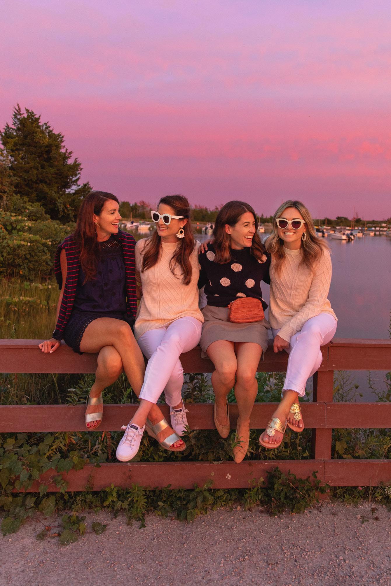 vineyard vines Ocean House Rhode Island Bloggers